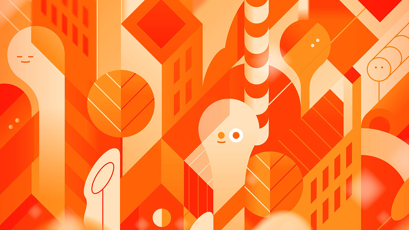 desktop-wallpaper-laptop-mac-macbook-air-vk90-android-lollipop-lg-orange-cute-illust-pattern-wallpaper