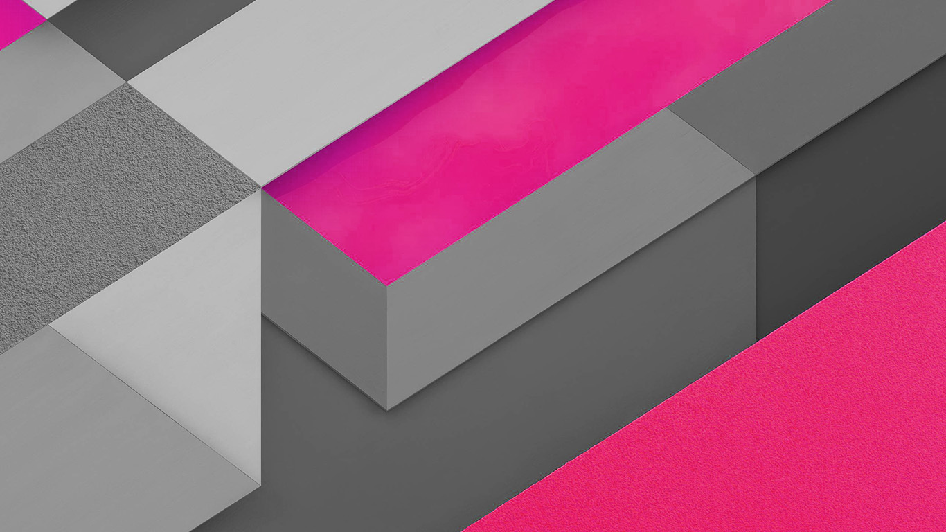 desktop-wallpaper-laptop-mac-macbook-air-vl13-marshmallow-android-hotpink-triangle-pattern-wallpaper