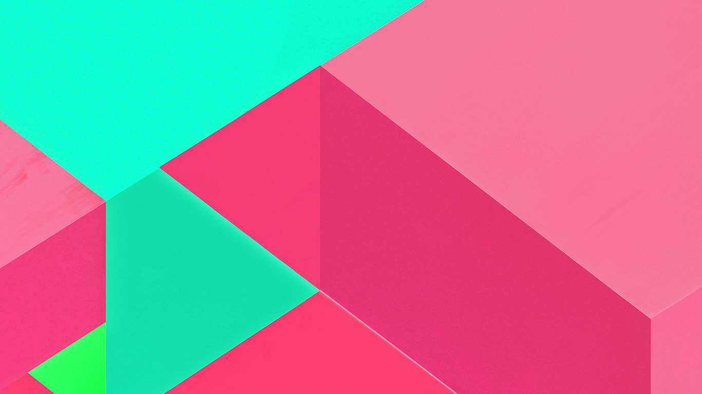 desktop-wallpaper-laptop-mac-macbook-air-vl20-android-marshmallow-new-green-pink-pattern-wallpaper