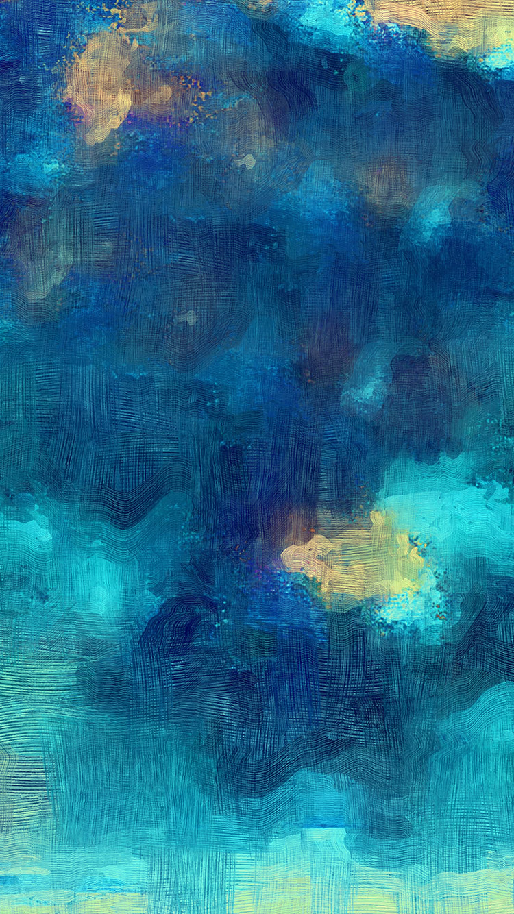 iPhone6papers.co-Apple-iPhone-6-iphone6-plus-wallpaper-vl24-samsung-galaxy-blue-texture-art-oil-painting-pattern
