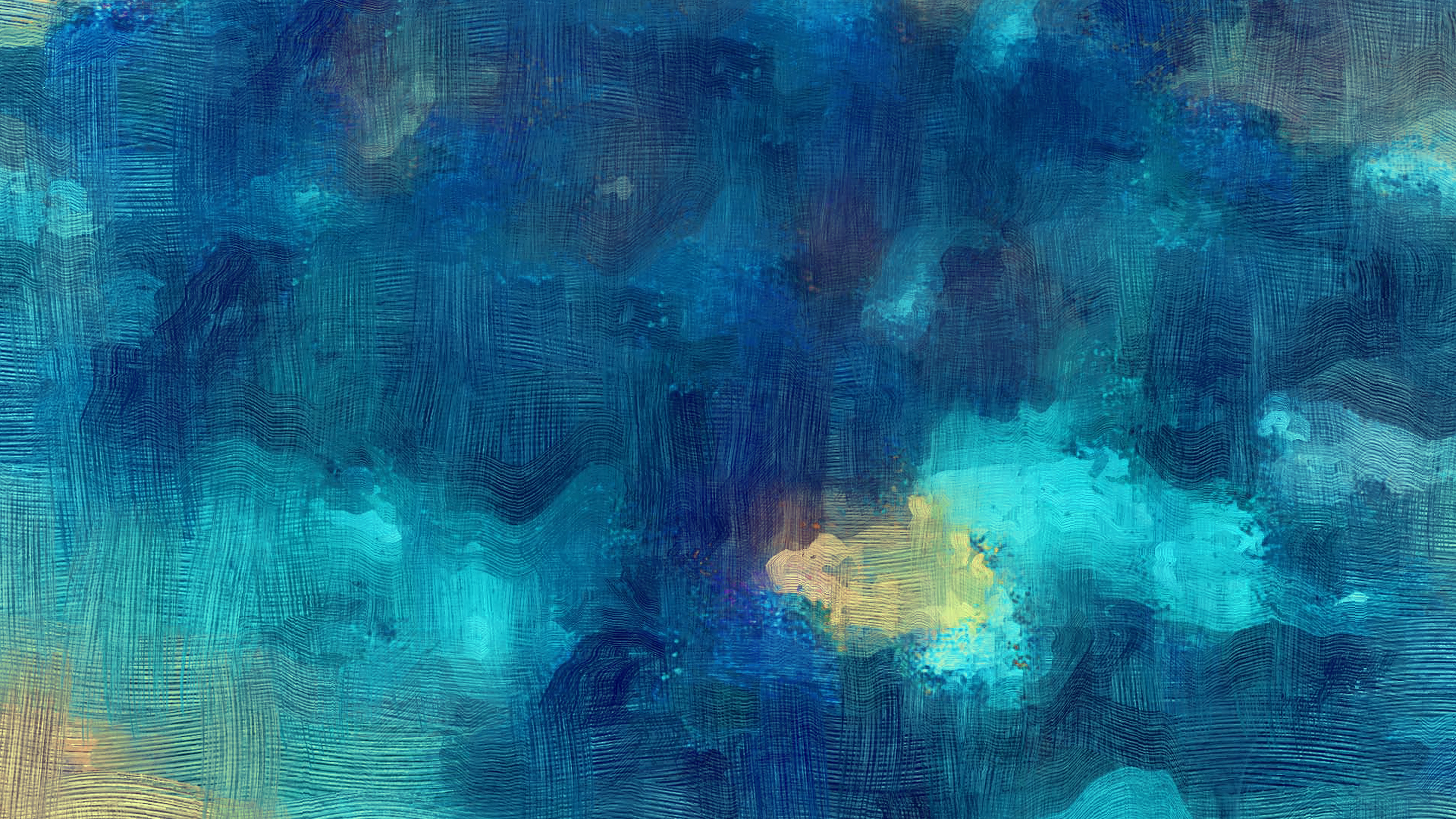 papers.co vl24 samsung galaxy blue texture art oil painting pattern 35 3840x2160 4k wallpaper