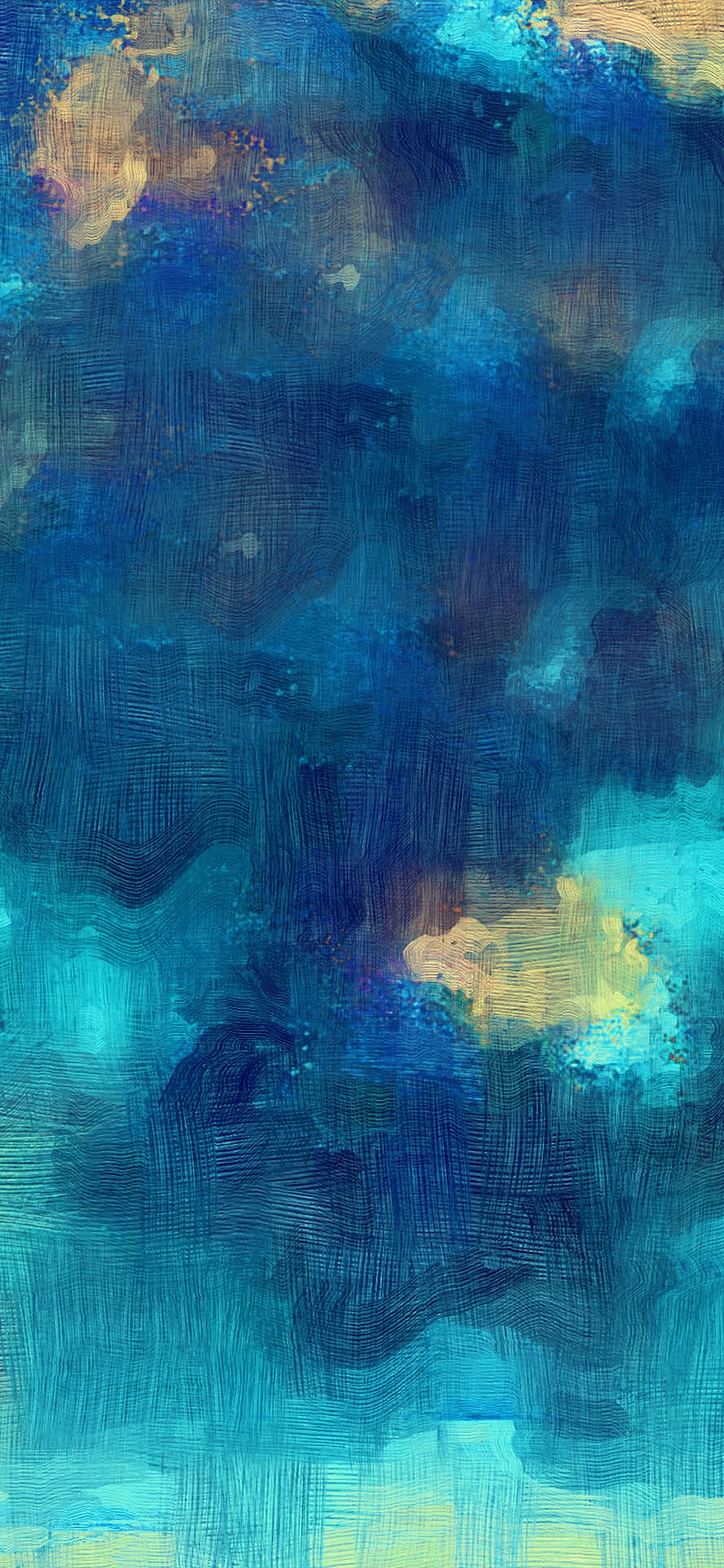 iPhoneXpapers.com-Apple-iPhone-wallpaper-vl24-samsung-galaxy-blue-texture-art-oil-painting-pattern