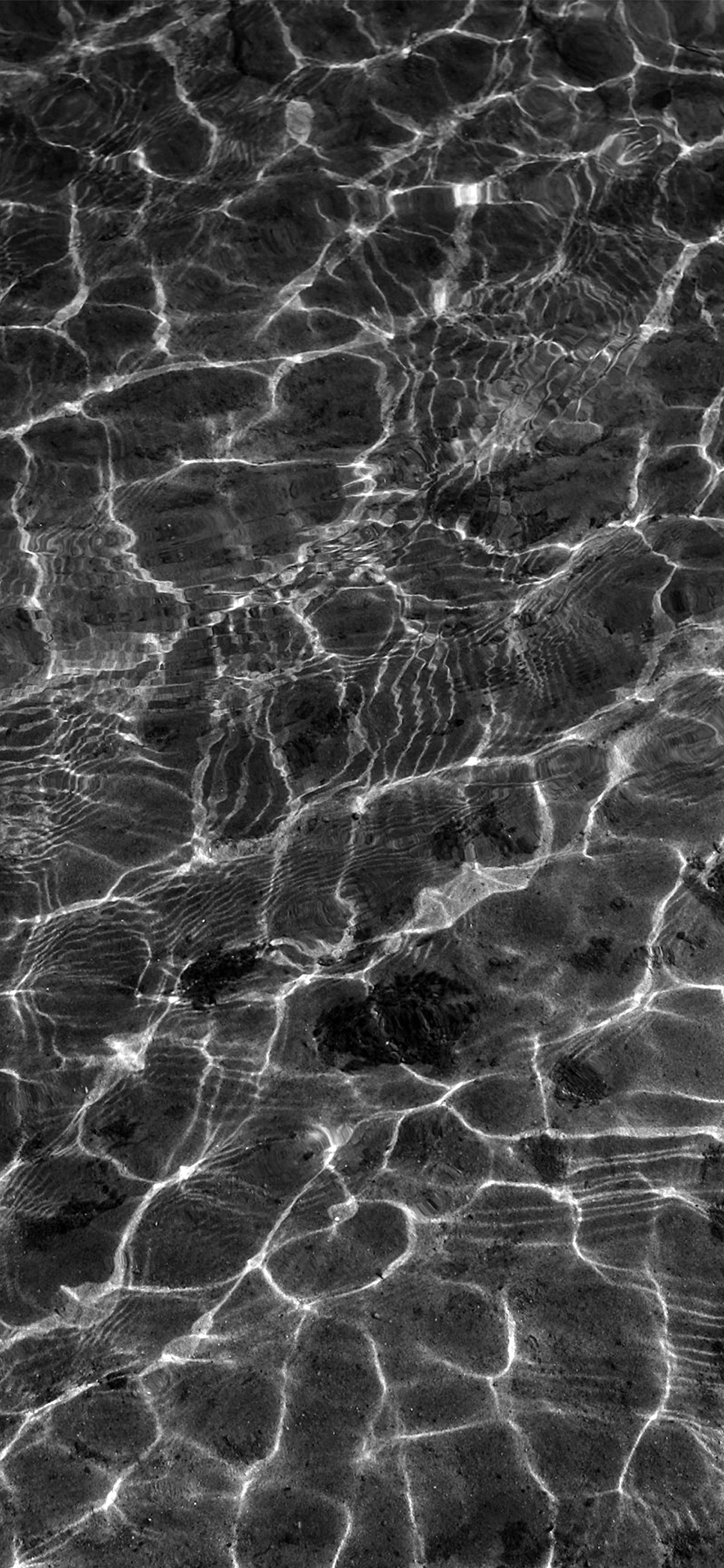 iPhoneXpapers.com-Apple-iPhone-wallpaper-vl85-ripple-water-nature-wave-pattern-bw-dark