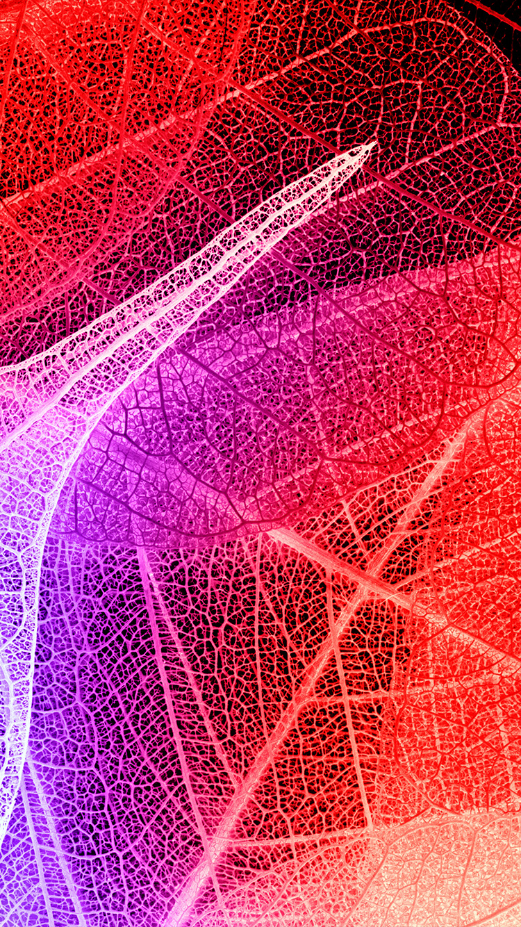 iPhone7papers.com-Apple-iPhone7-iphone7plus-wallpaper-vm03-leaves-art-red-pattern