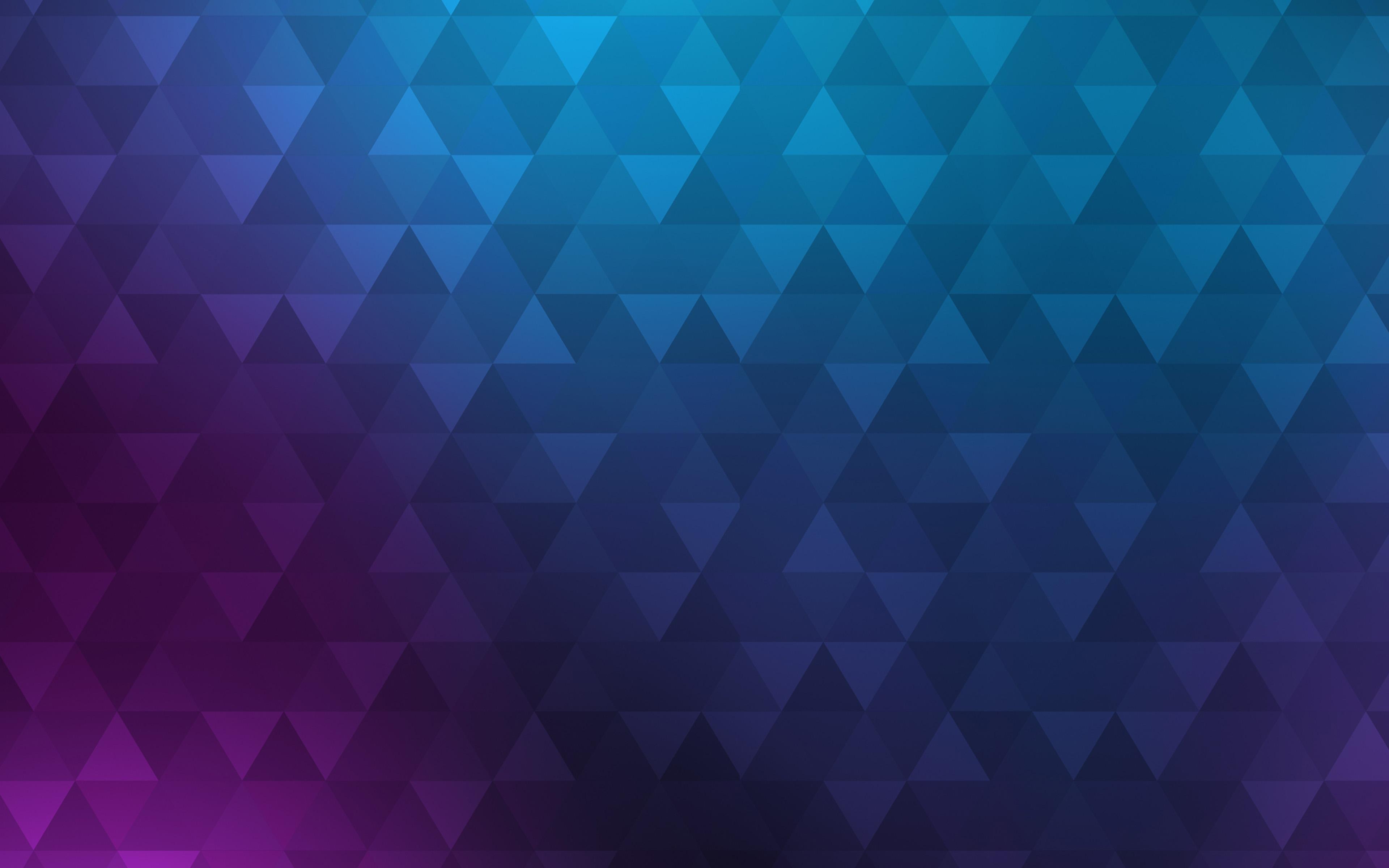Wallpaper For Desktop Laptop Vm09 Poly Blue Purple