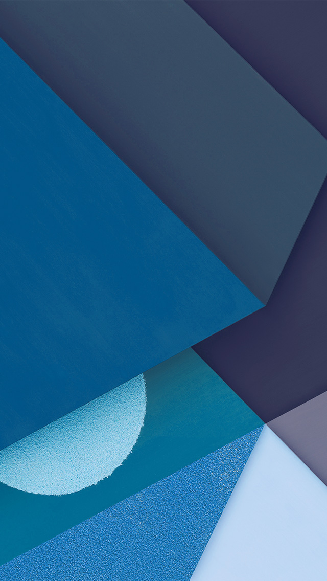freeios8.com-iphone-4-5-6-plus-ipad-ios8-vm32-abstract-earth-art-poly-blue-galaxy-pattern