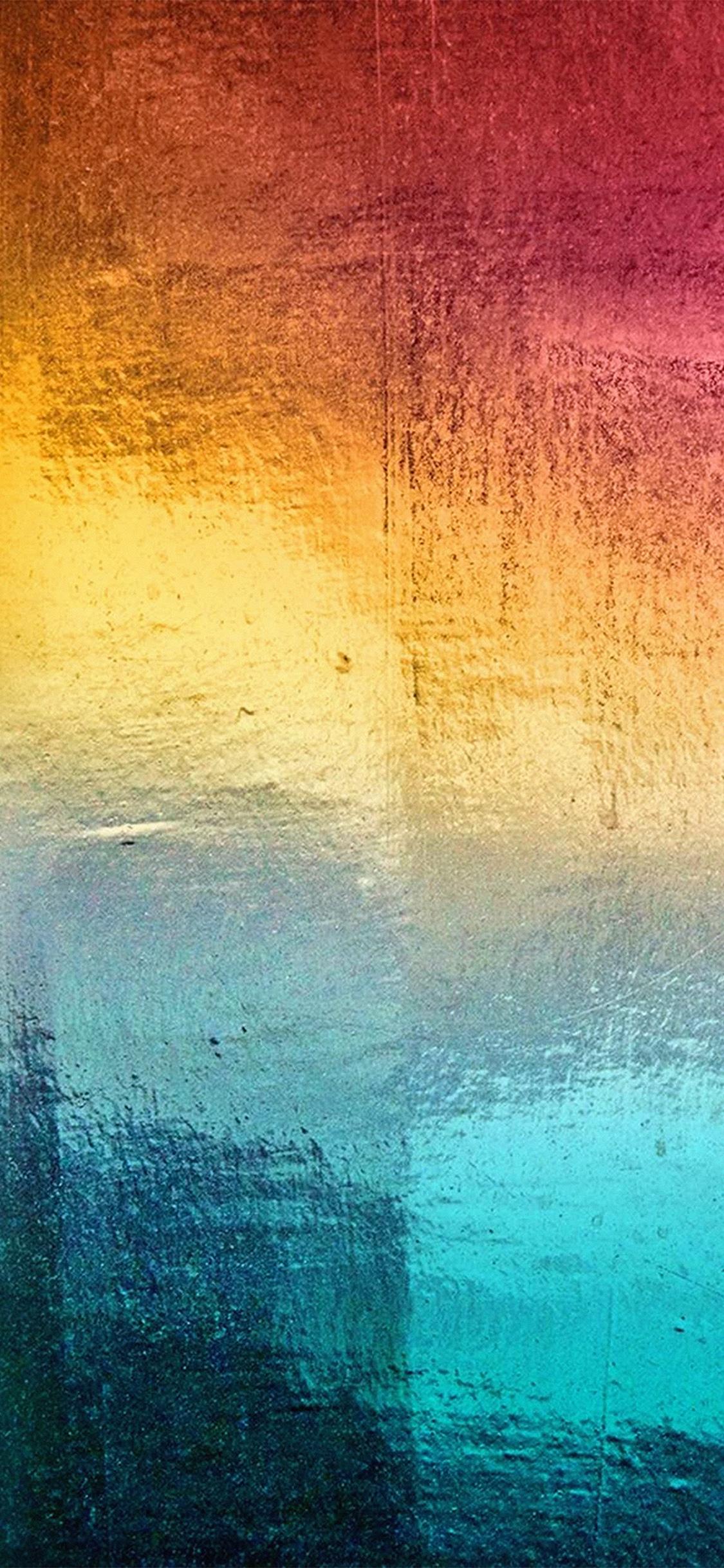 iPhoneXpapers.com-Apple-iPhone-wallpaper-vm37-samsung-rainbow-art-window-ice-winter-pattern
