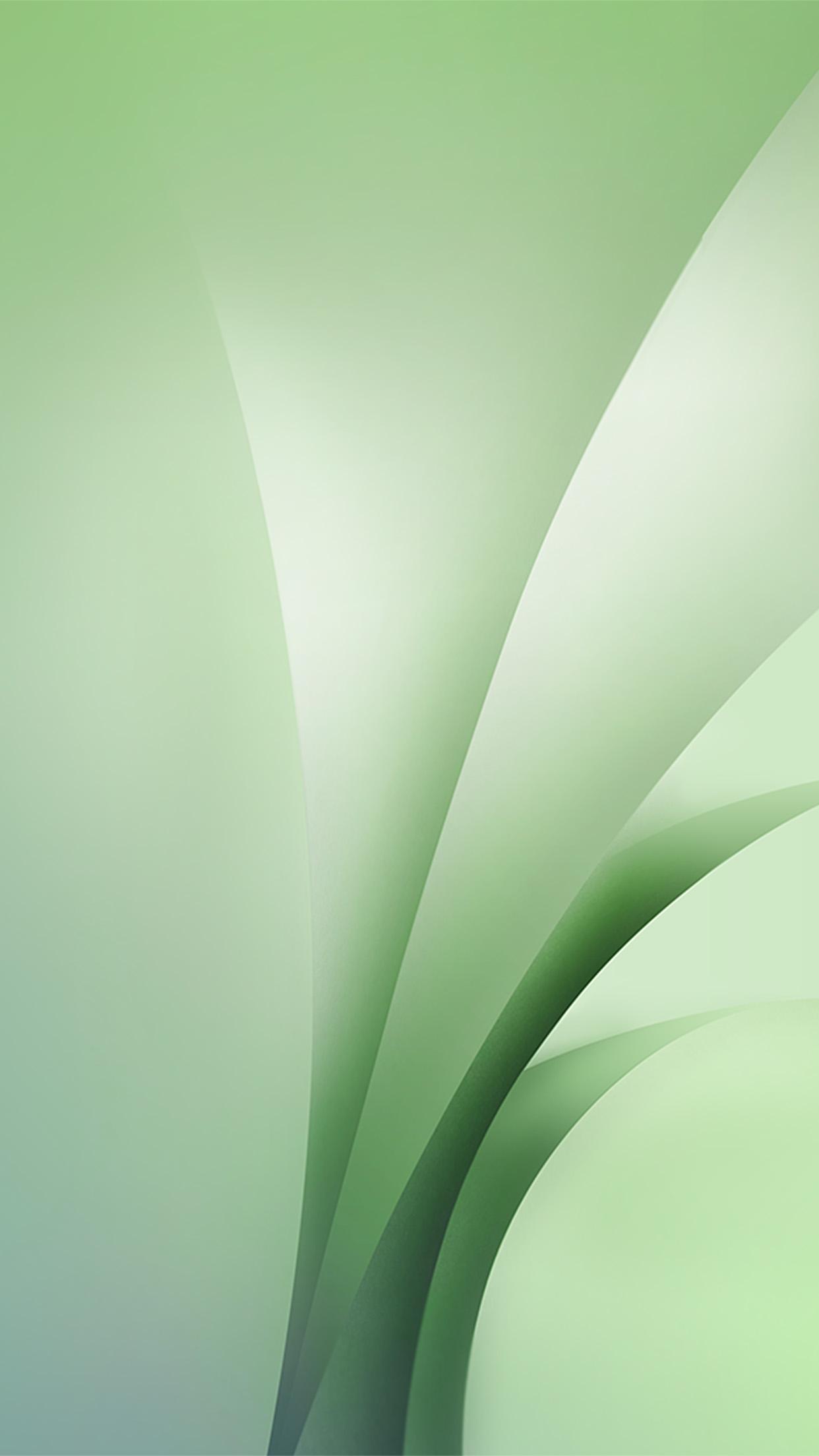 Vm56 Samsung Galaxy Abstract Green Pattern Wallpaper