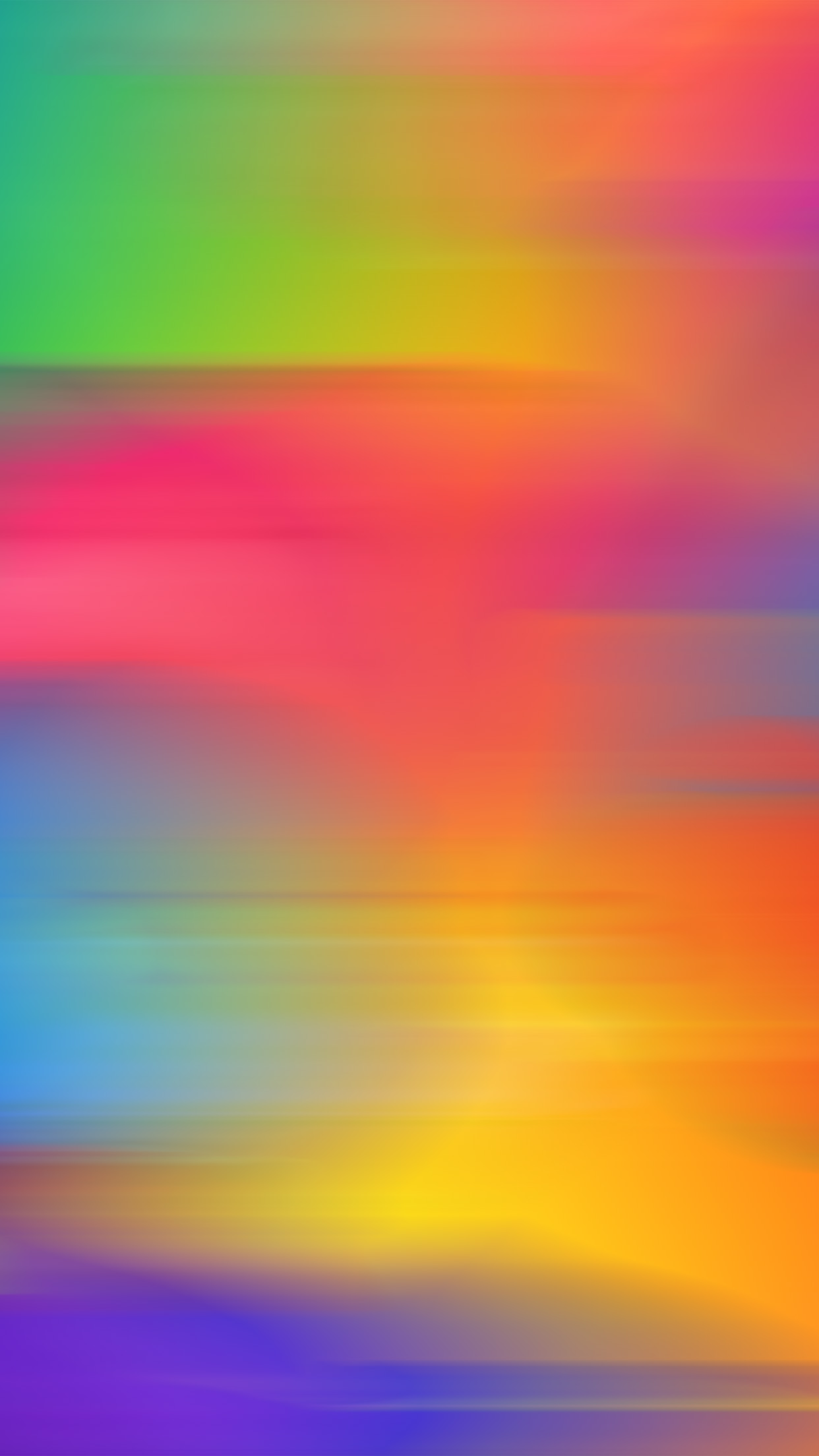 Iphonepapers Com Iphone Wallpaper Vn05 Rainbow Color