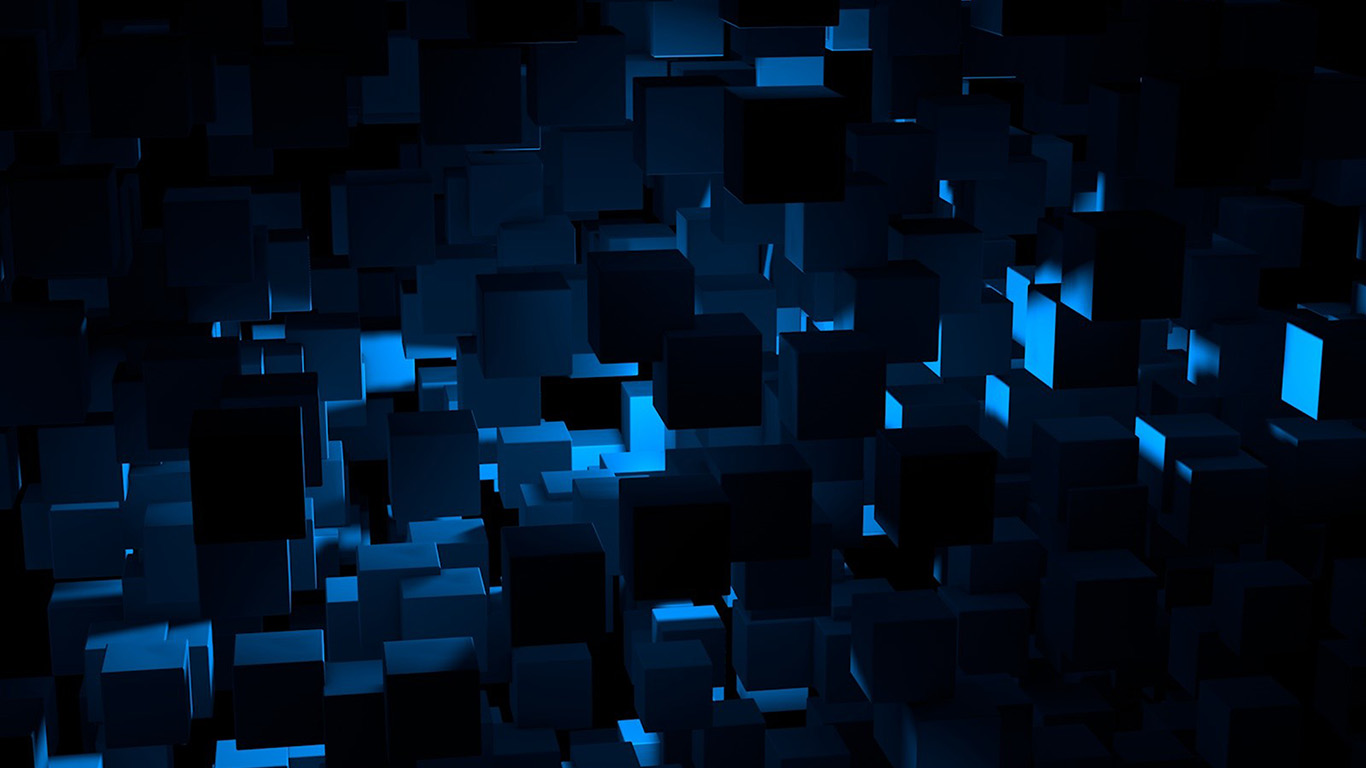 desktop-wallpaper-laptop-mac-macbook-air-vn22-cube-dark-blue-abstract-pattern-wallpaper