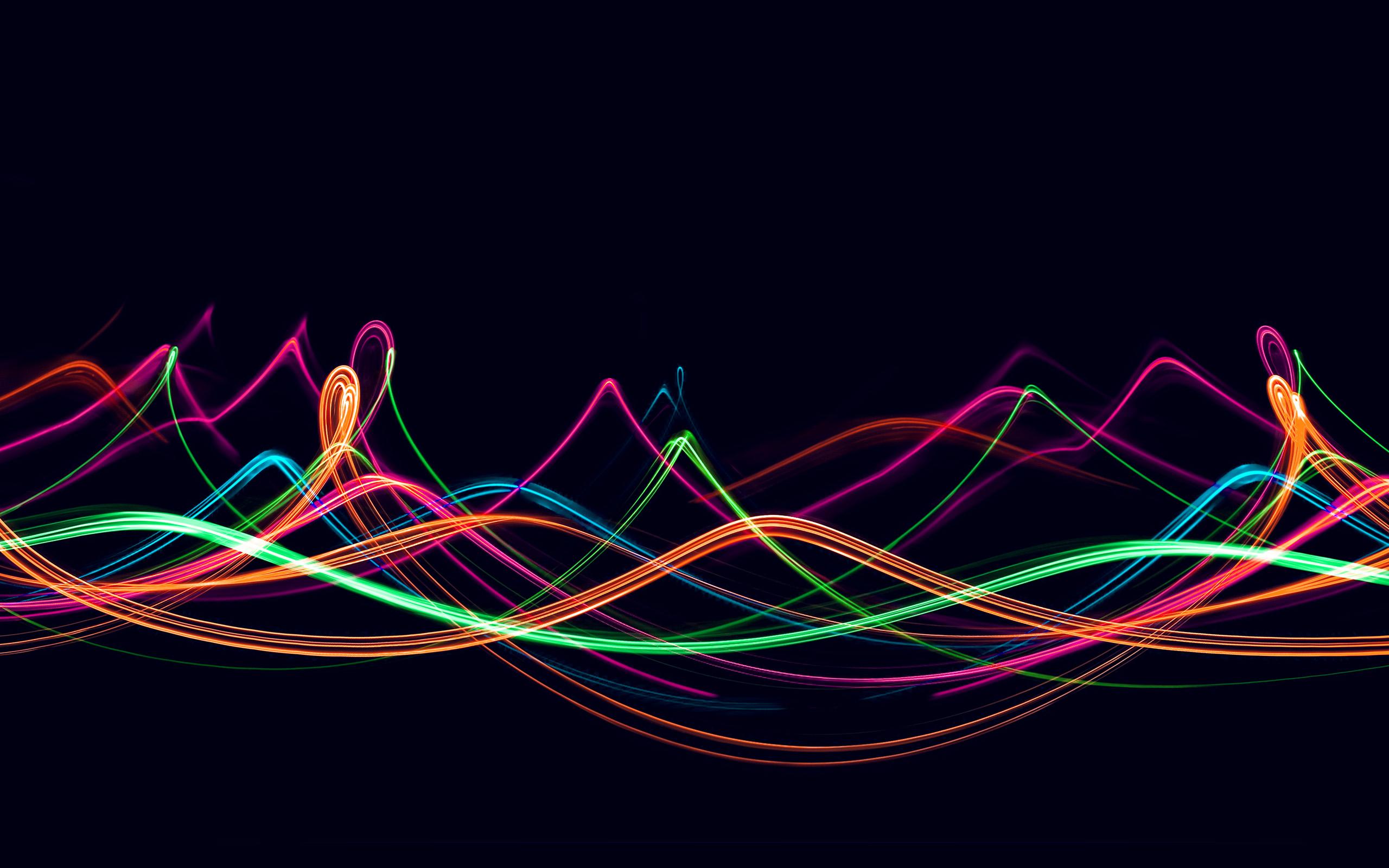 wallpaper for desktop, laptop | vn49-abstract-curve-lines ...