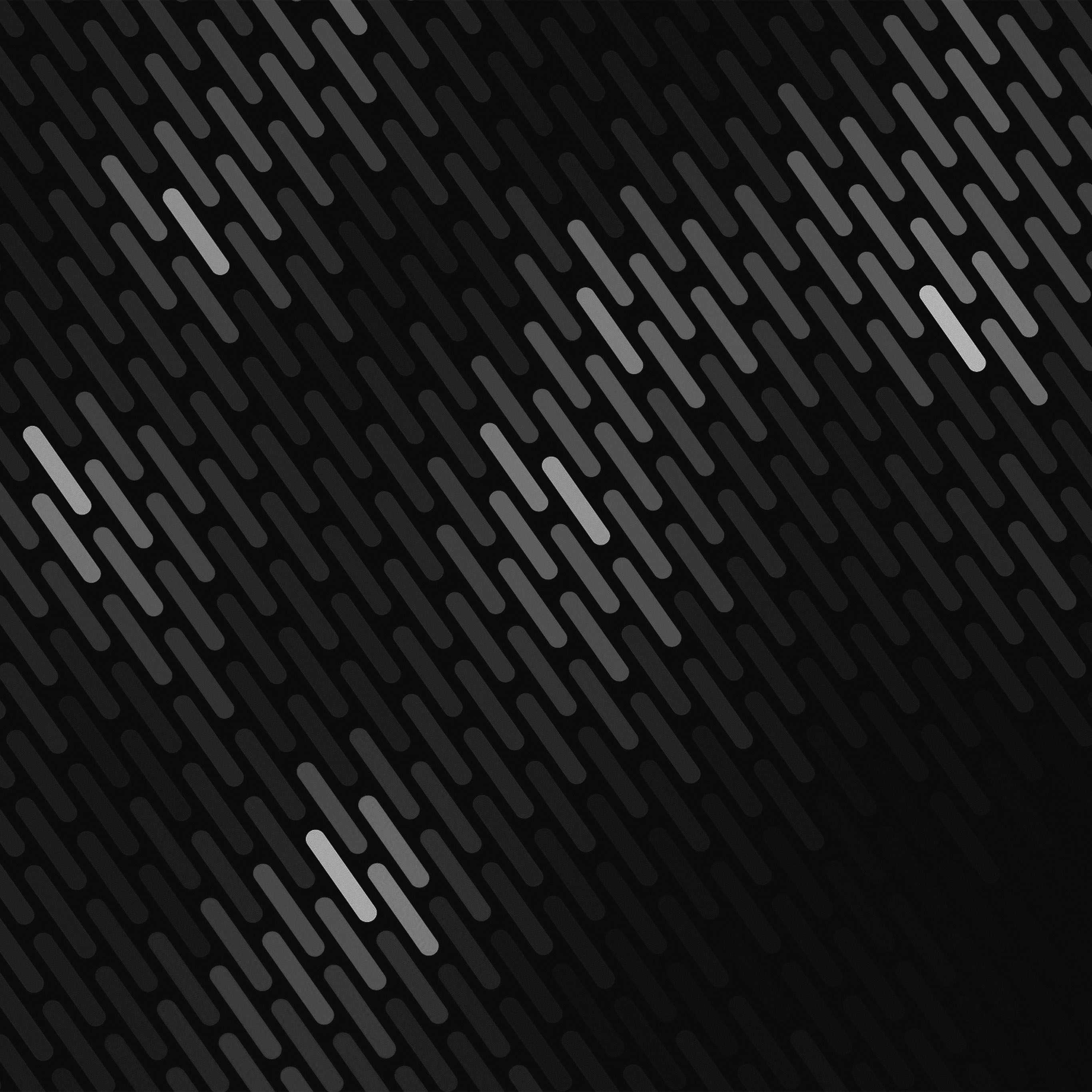 Vo00 Abstract Dark Bw Dots Lines Pattern Wallpaper