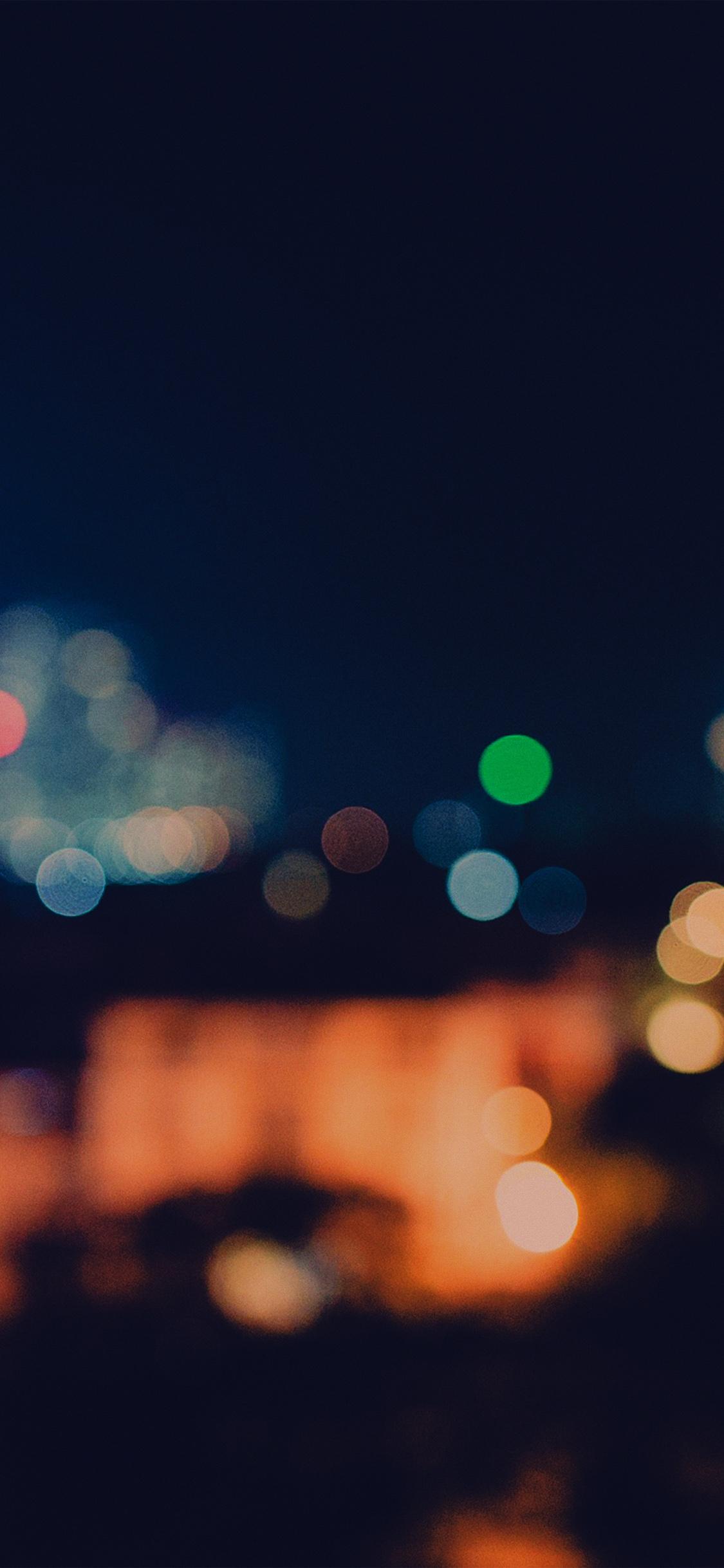 iPhoneXpapers.com-Apple-iPhone-wallpaper-vo06-bokeh-city-night-light-art-blue-pattern-dark
