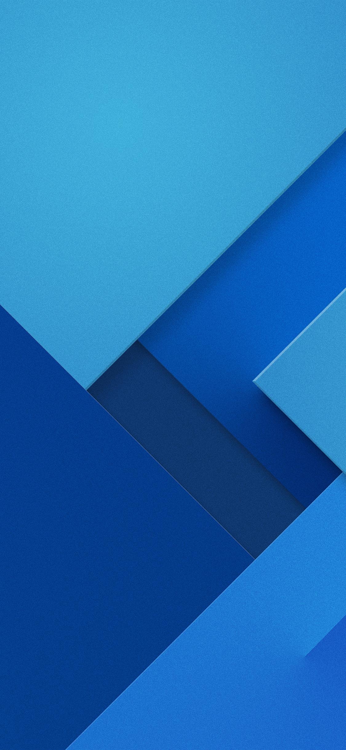 Vo18 Samsung Galaxy 7 Edge Blue Abstract Pattern Wallpaper