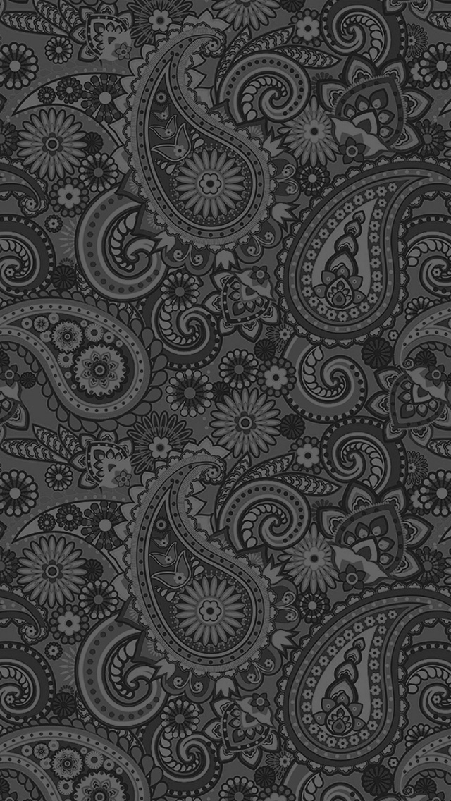 Vo22 Artistic Blue Art Pattern Bw Wallpaper