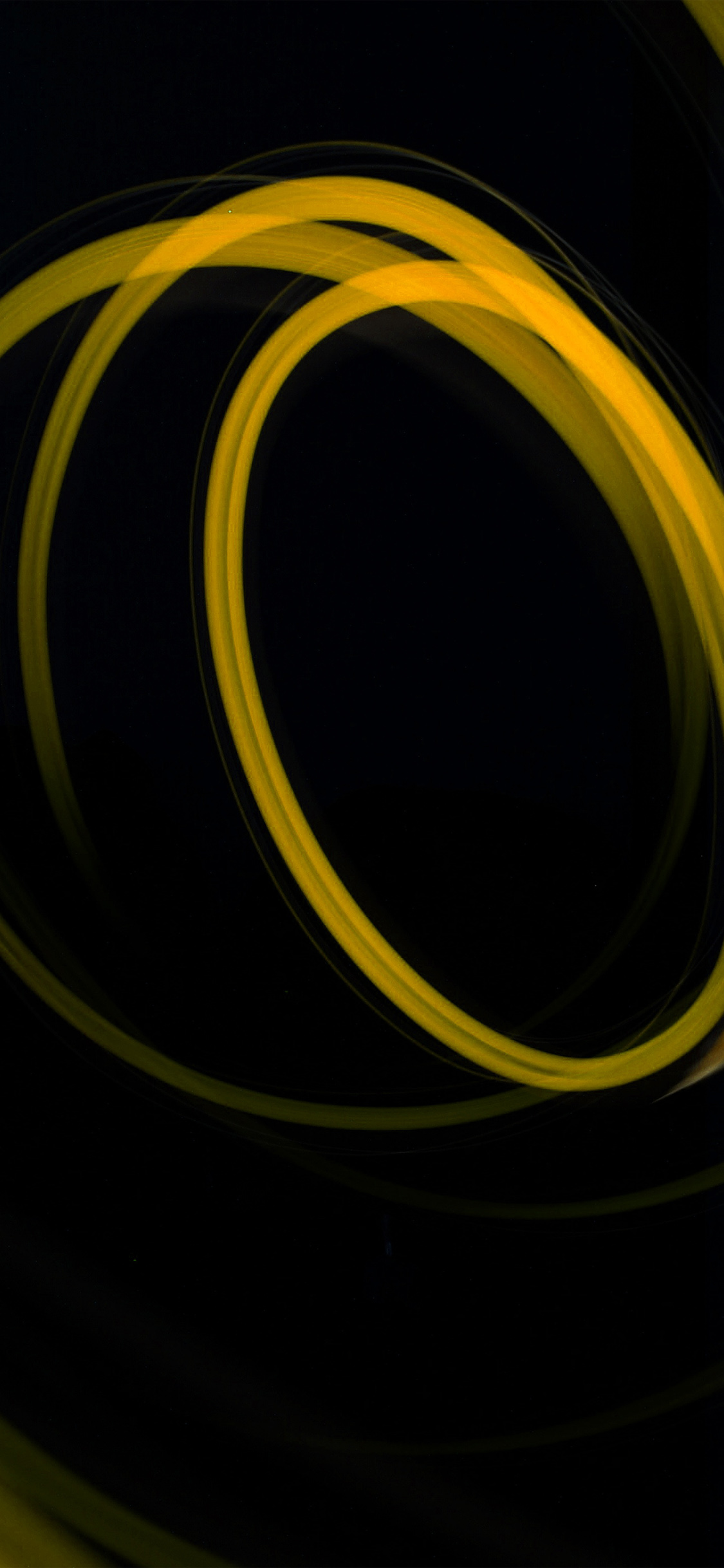 iPhonexpapers.com-Apple-iPhone-wallpaper-vo48-circle-light-dark-yellow-pattern