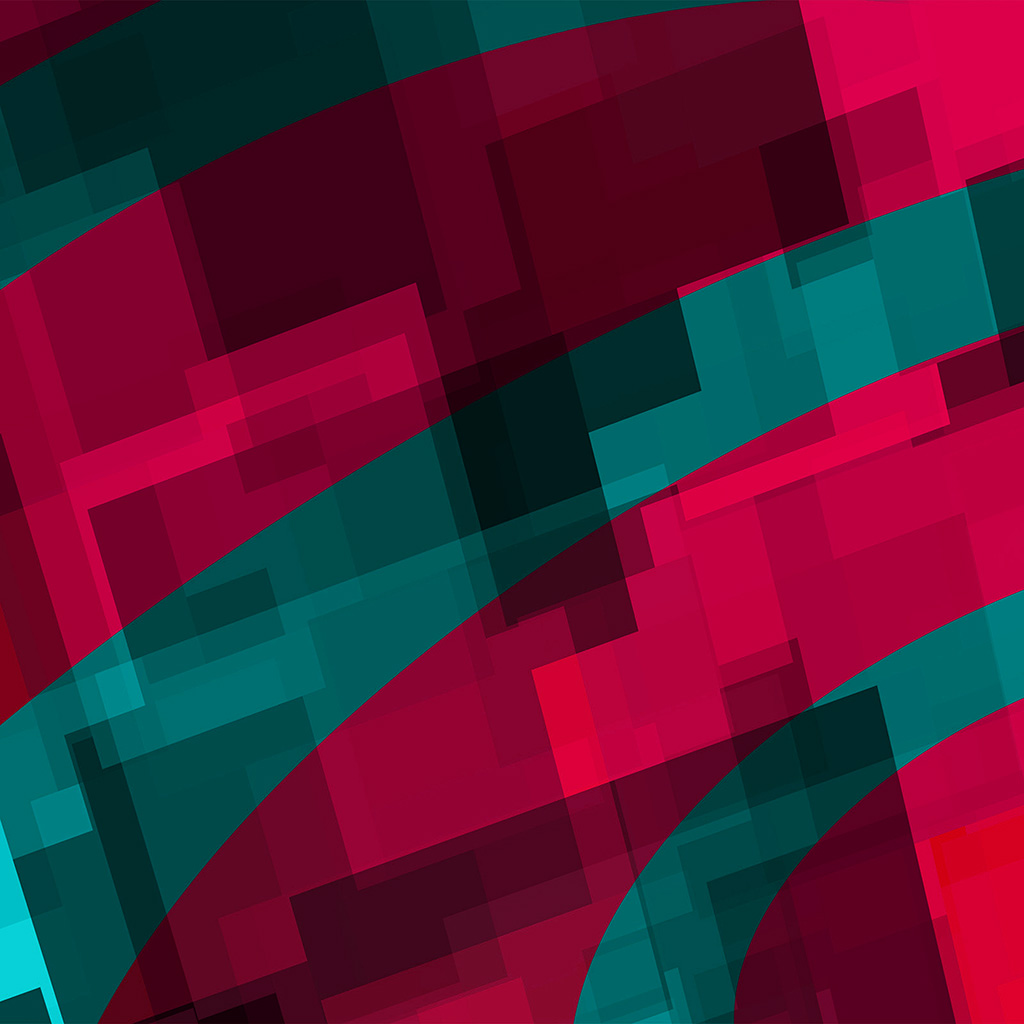 wallpaper-vo60-art-red-green-block-angle-abstract-pattern-wallpaper