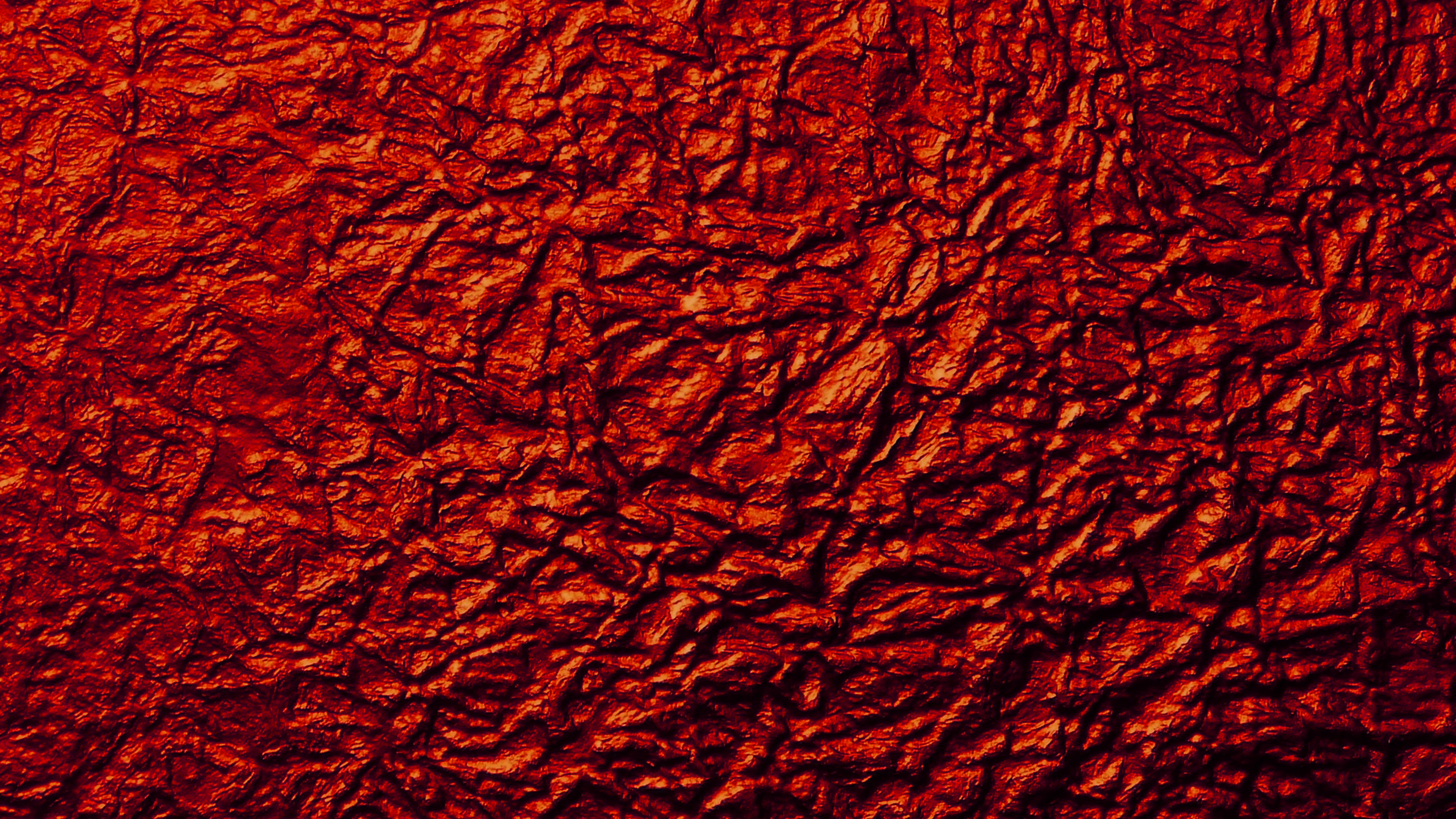 Vo79 Texture Red Foil Pattern Wallpaper