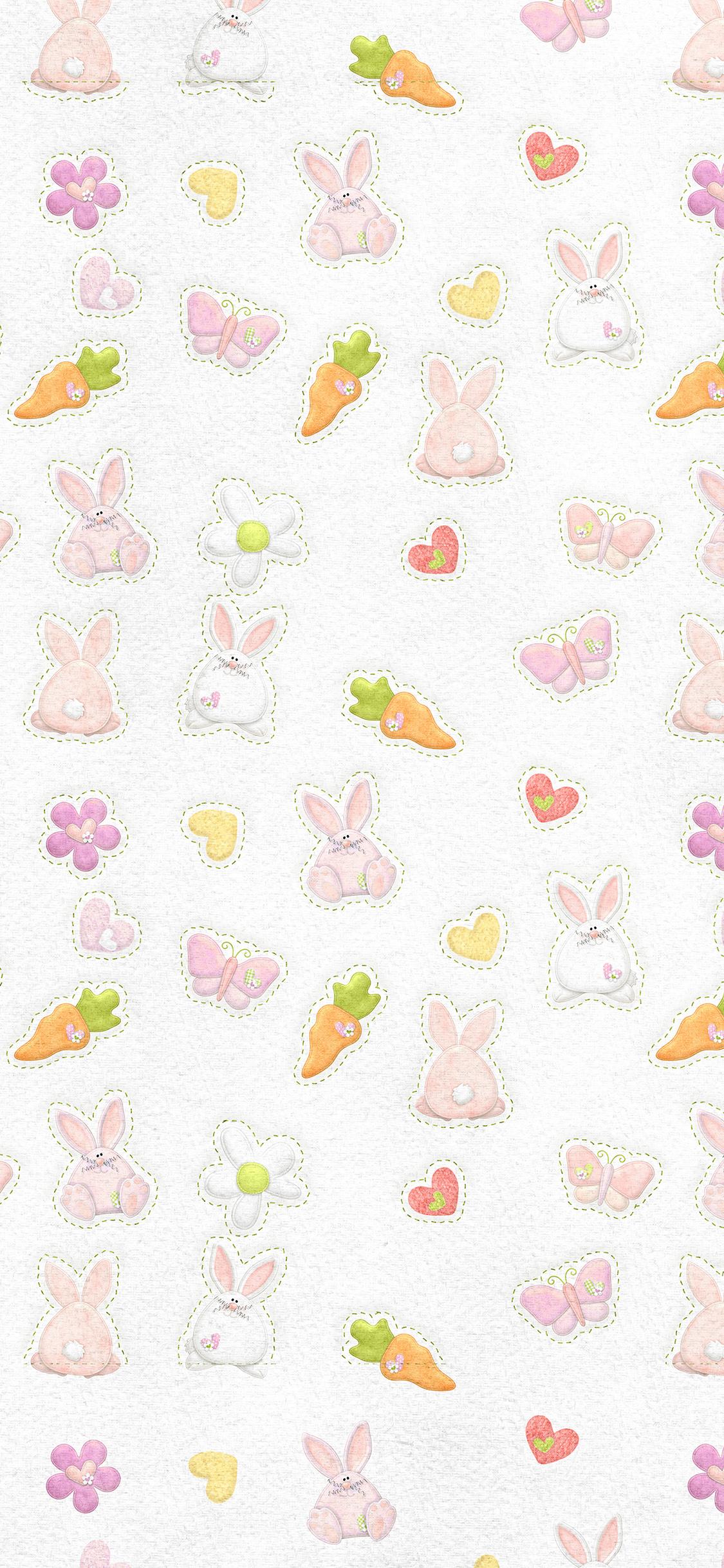 iPhoneXpapers.com-Apple-iPhone-wallpaper-vp05-cute-rabbit-chracter-pattern