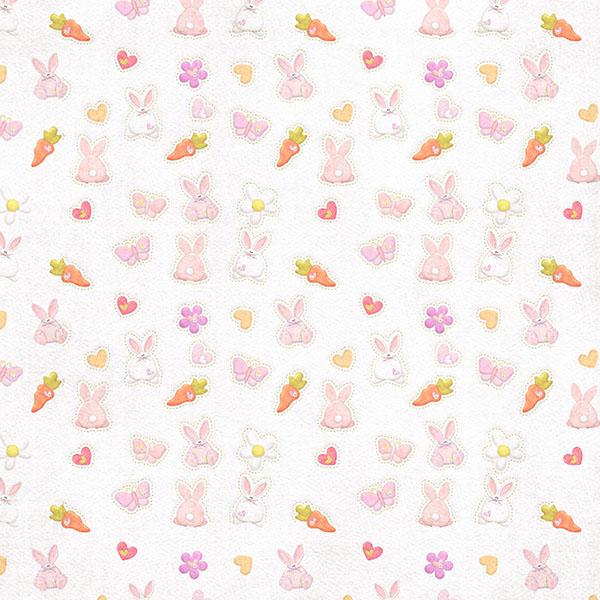 iPapers.co-Apple-iPhone-iPad-Macbook-iMac-wallpaper-vp06-cute-rabbit-chracter-pattern-red-wallpaper