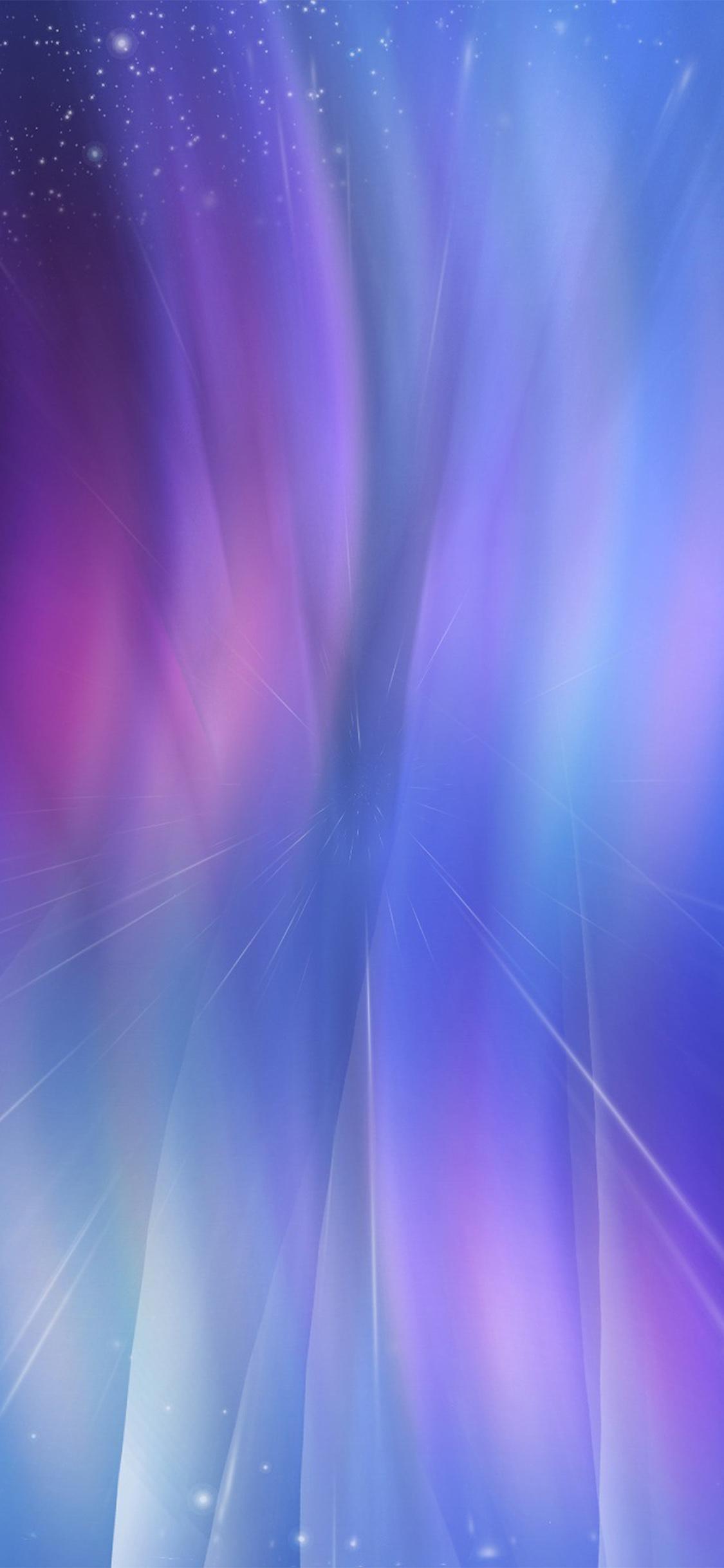 Vp16 Fantasy Purple Blue Abstract Pattern Wallpaper