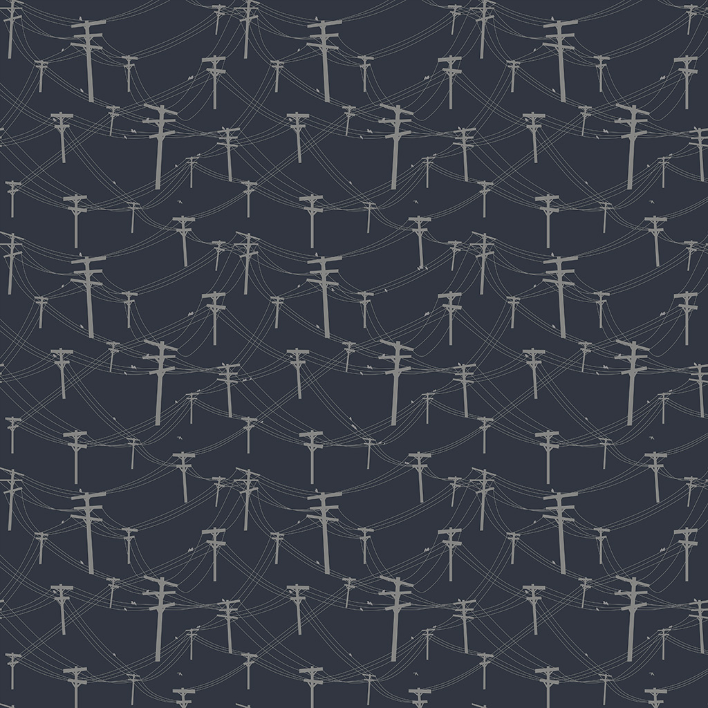 android-wallpaper-vp21-telephone-lines-pattern-blue-wallpaper