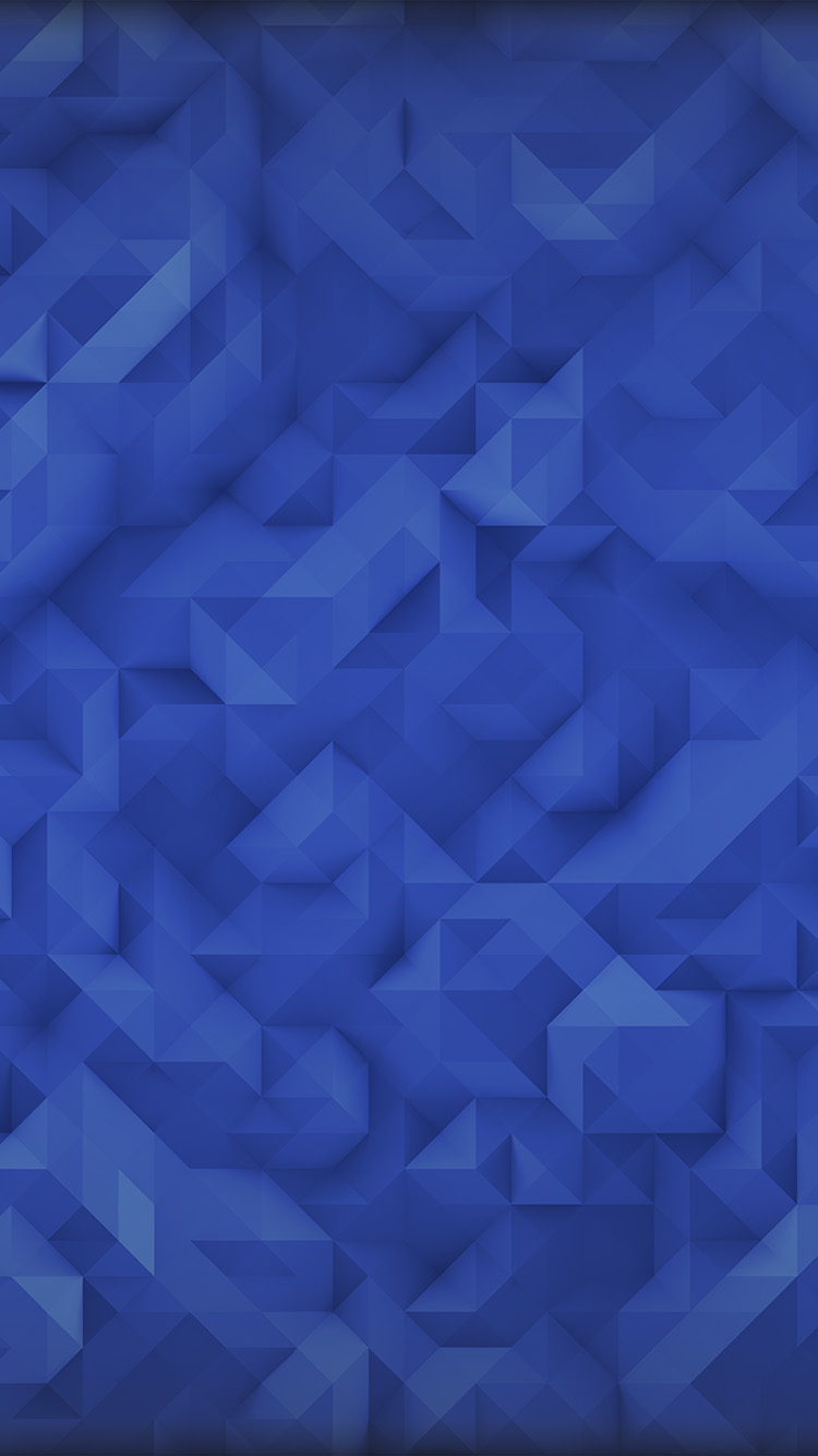 iPhone6papers.co-Apple-iPhone-6-iphone6-plus-wallpaper-vp33-polygon-art-blue-triangle-pattern