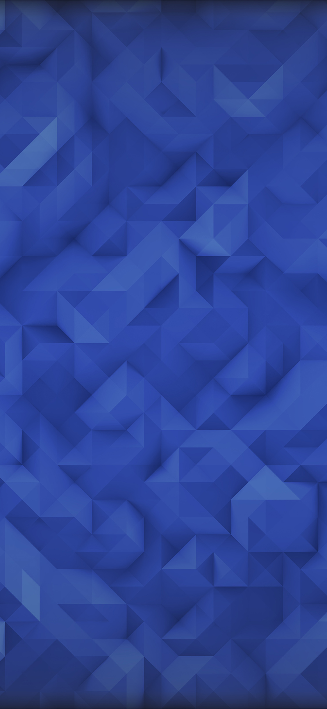 iPhoneXpapers.com-Apple-iPhone-wallpaper-vp33-polygon-art-blue-triangle-pattern