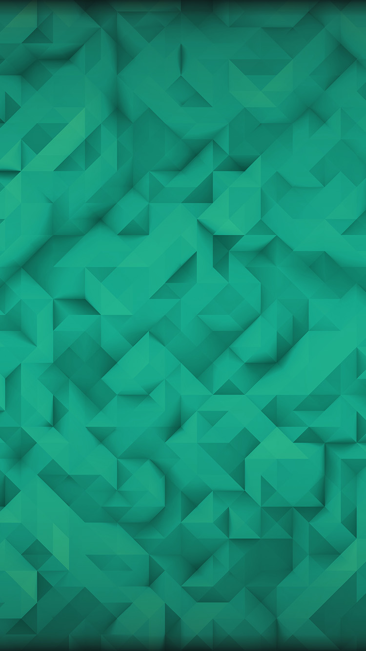 iPhone6papers.co-Apple-iPhone-6-iphone6-plus-wallpaper-vp34-polygon-art-green-triangle-pattern