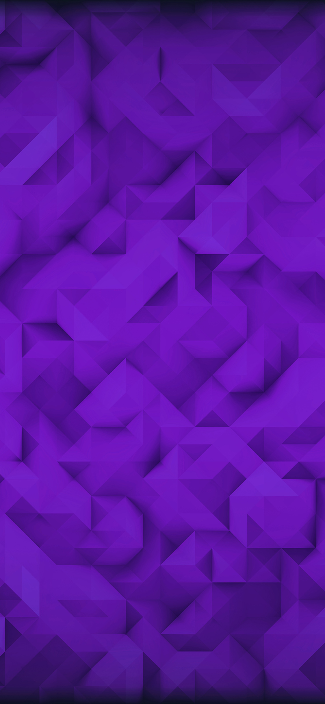 iPhoneXpapers.com-Apple-iPhone-wallpaper-vp36-polygon-art-purple-triangle-pattern