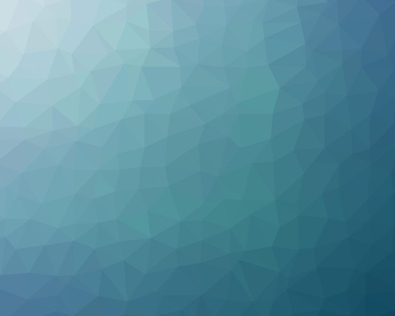 wallpaper for desktop, laptop   vp66-polygon-blue-green ...