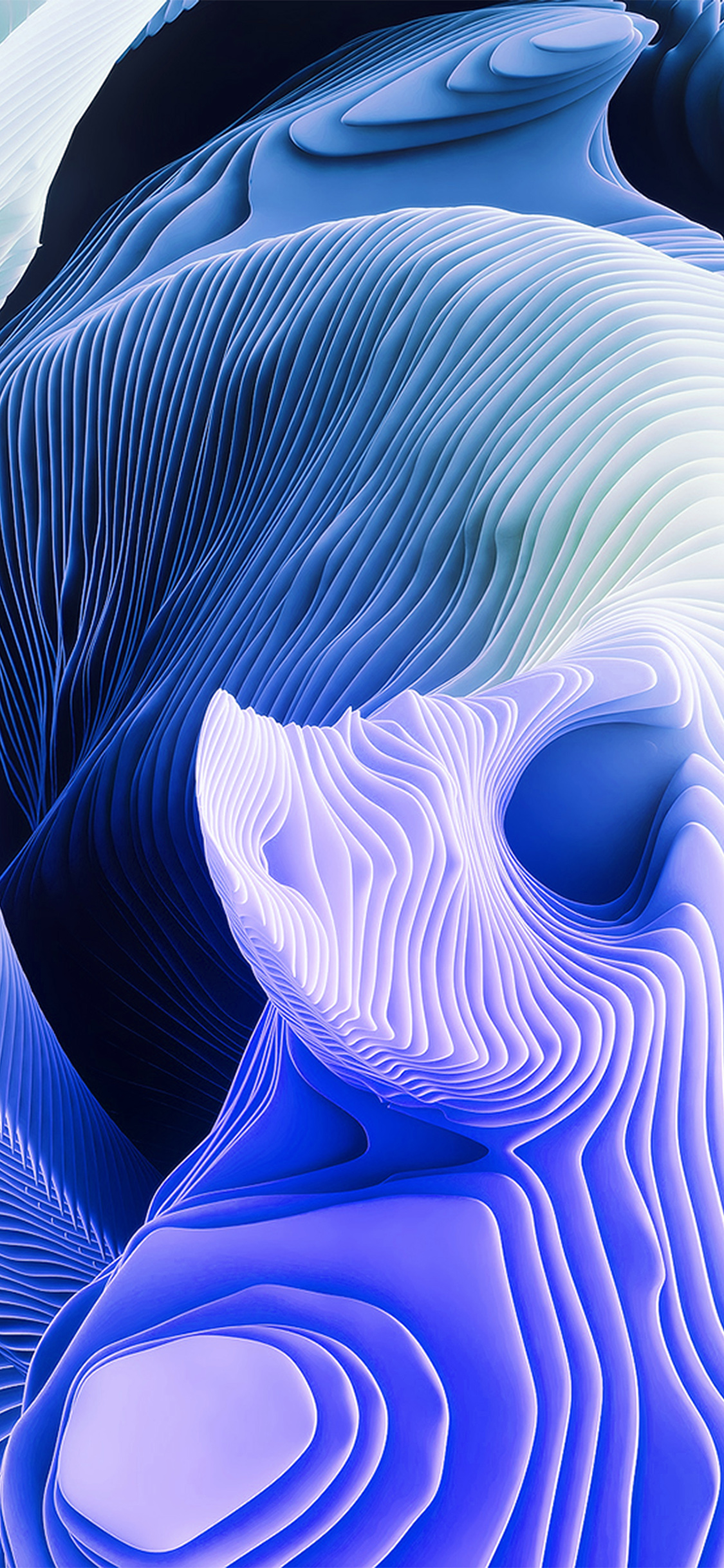 iPhonexpapers.com-Apple-iPhone-wallpaper-vp85-curves-layer-blue-abstract-pattern