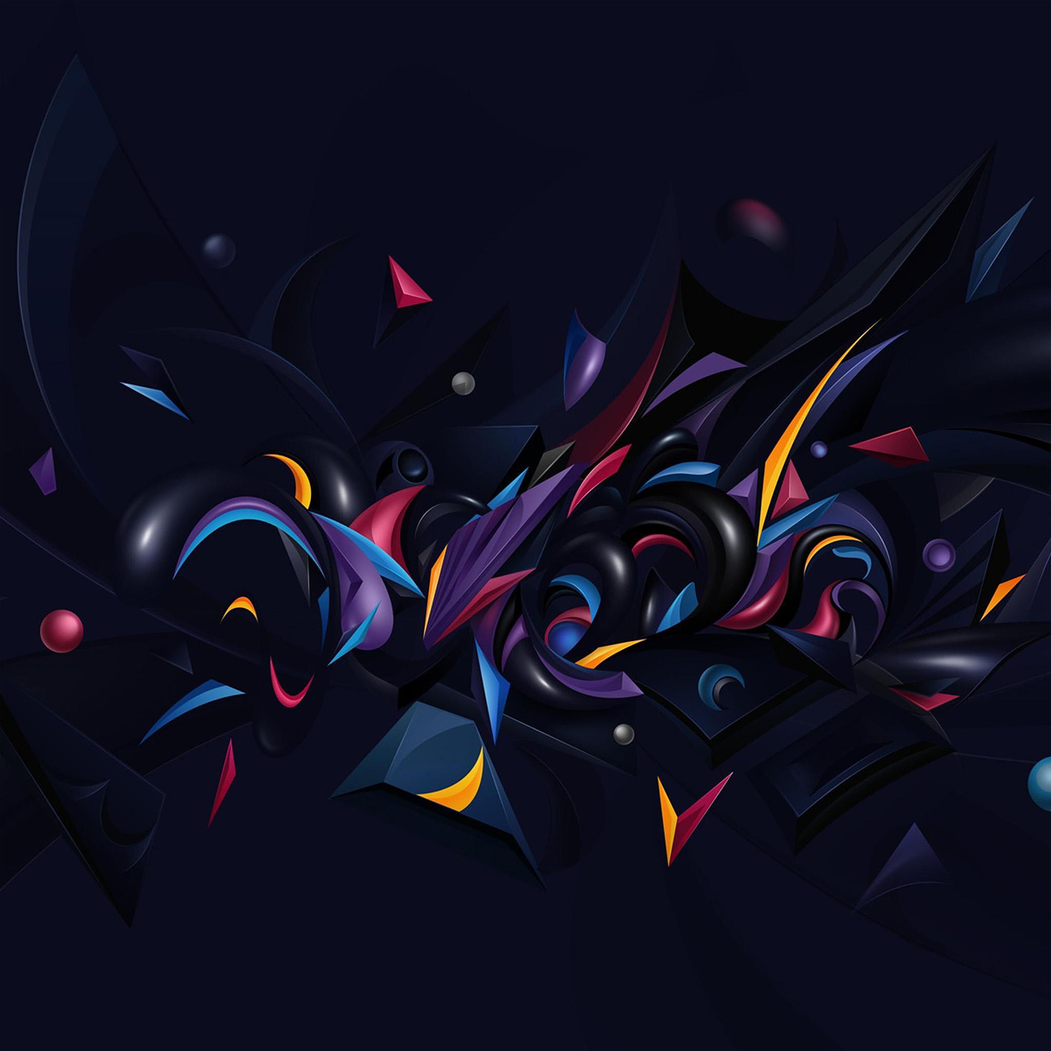 vq27-abstract-art-pattern-rainbow-wallpaper