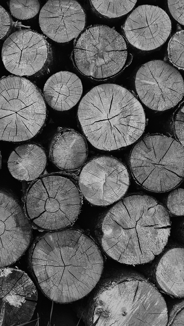 freeios8.com-iphone-4-5-6-plus-ipad-ios8-vr11-wood-nature-cut-pattern-dark-bw