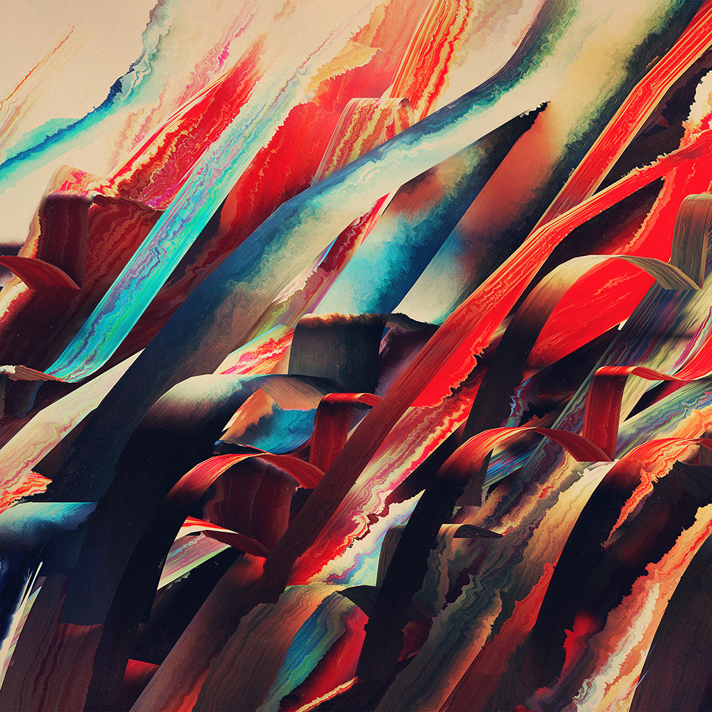 android-wallpaper-vr51-watercolored-lines-hampus-olsson-art-red-pattern-wallpaper