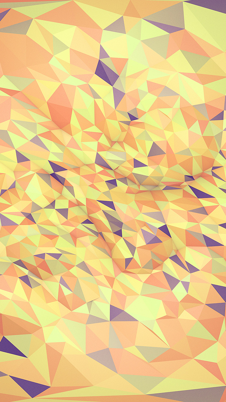 iPhone6papers.co-Apple-iPhone-6-iphone6-plus-wallpaper-vr58-metaphysics-hampus-olsson-art-orange-yellow-polygon-pattern