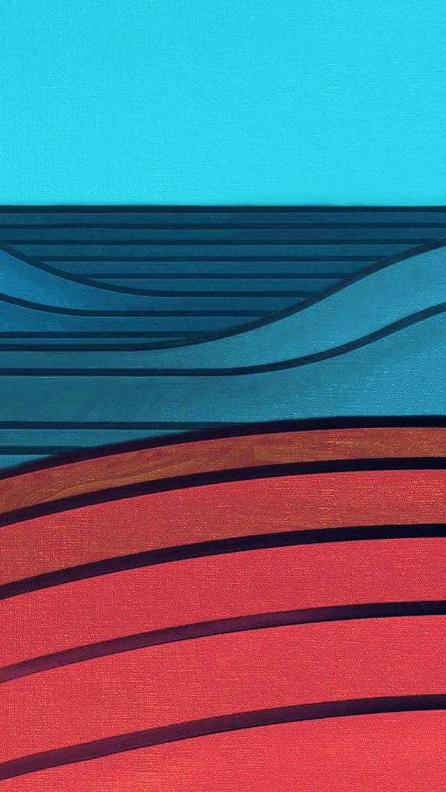 Freeios8com Iphone Wallpaper Vr64 Htc Stock Blue Red