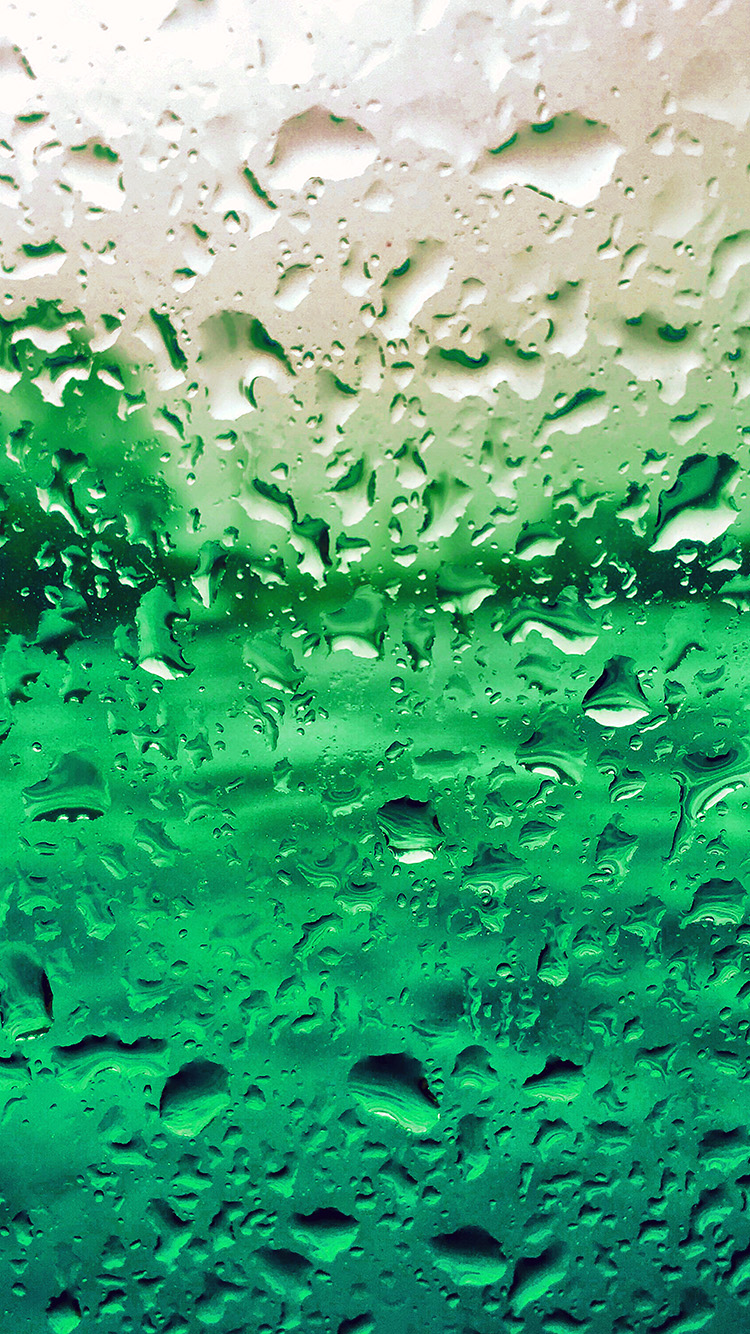 iPhone6papers.co-Apple-iPhone-6-iphone6-plus-wallpaper-vr71-rain-drop-window-green-pattern