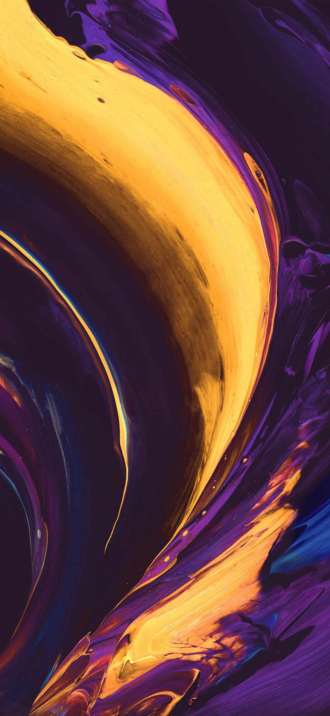 iPhonexpapers.com-Apple-iPhone-wallpaper-vs33-htc-abstract-art-paint-pattern-purple-yellow-color