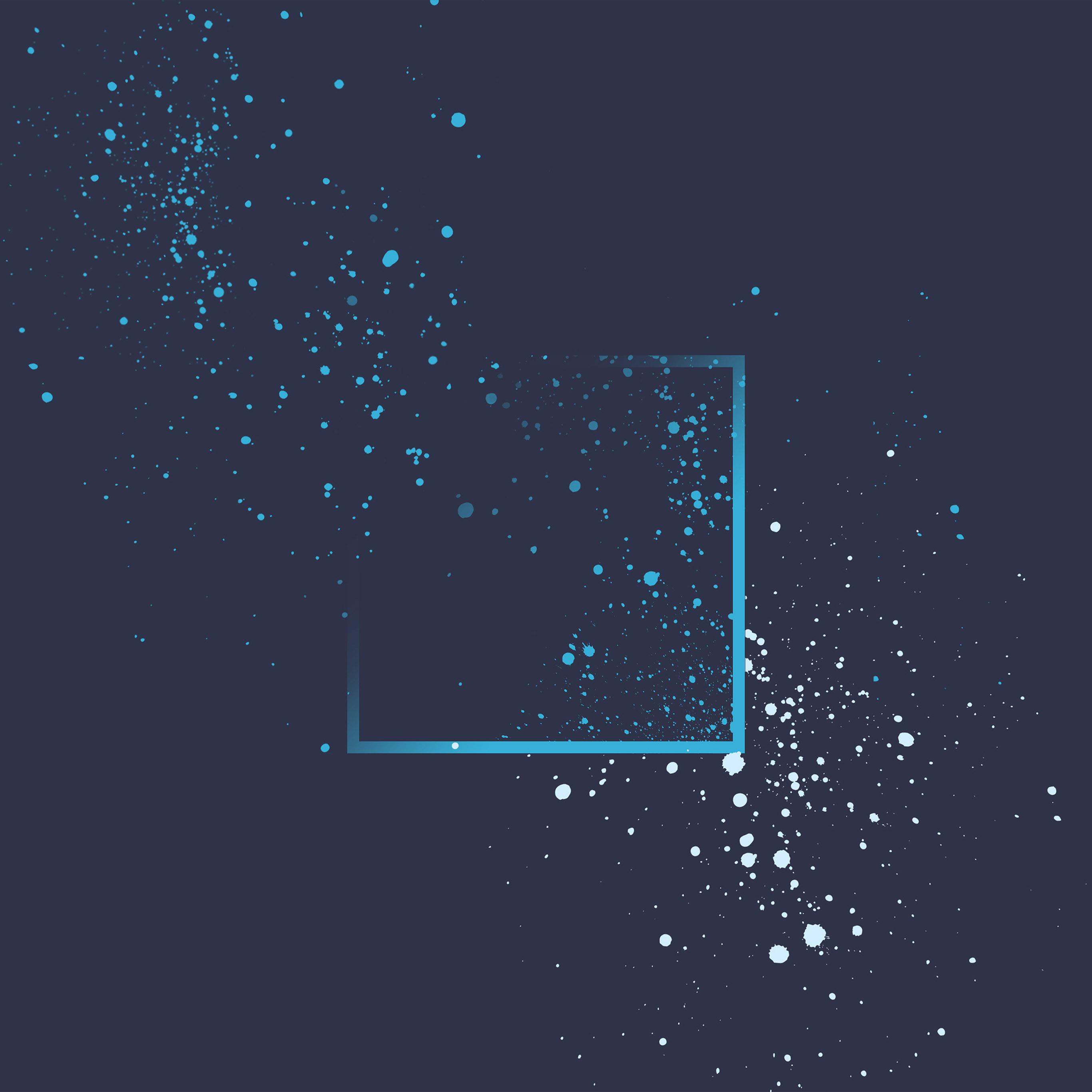 I Love Papers Vs34 Blue Dot Paint Art Pattern Htc Background
