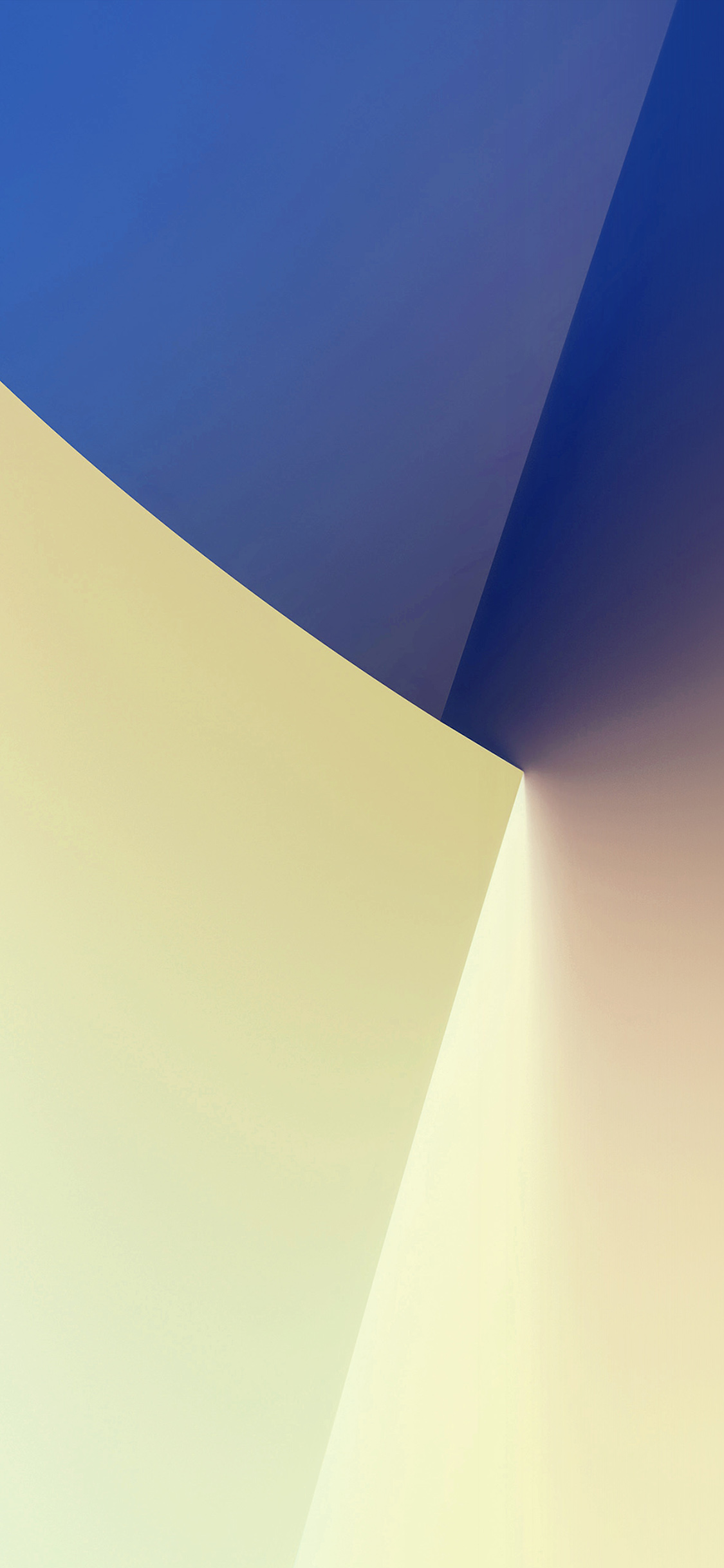iPhonexpapers.com-Apple-iPhone-wallpaper-vs70-simple-minimal-polygon-blue-yellow-art-pattern-white