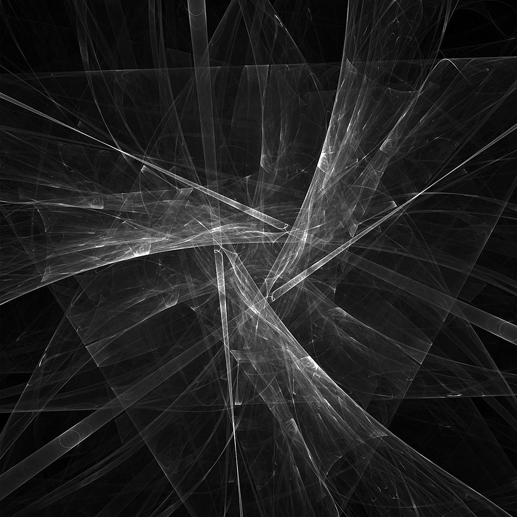 Vs86 Triangle Art Abstract Bw Dark Pattern Wallpaper