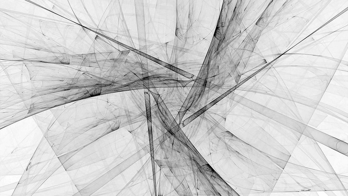 Wallpaper For Desktop Laptop Vs87 Triangle Art Abstract Bw White Pattern
