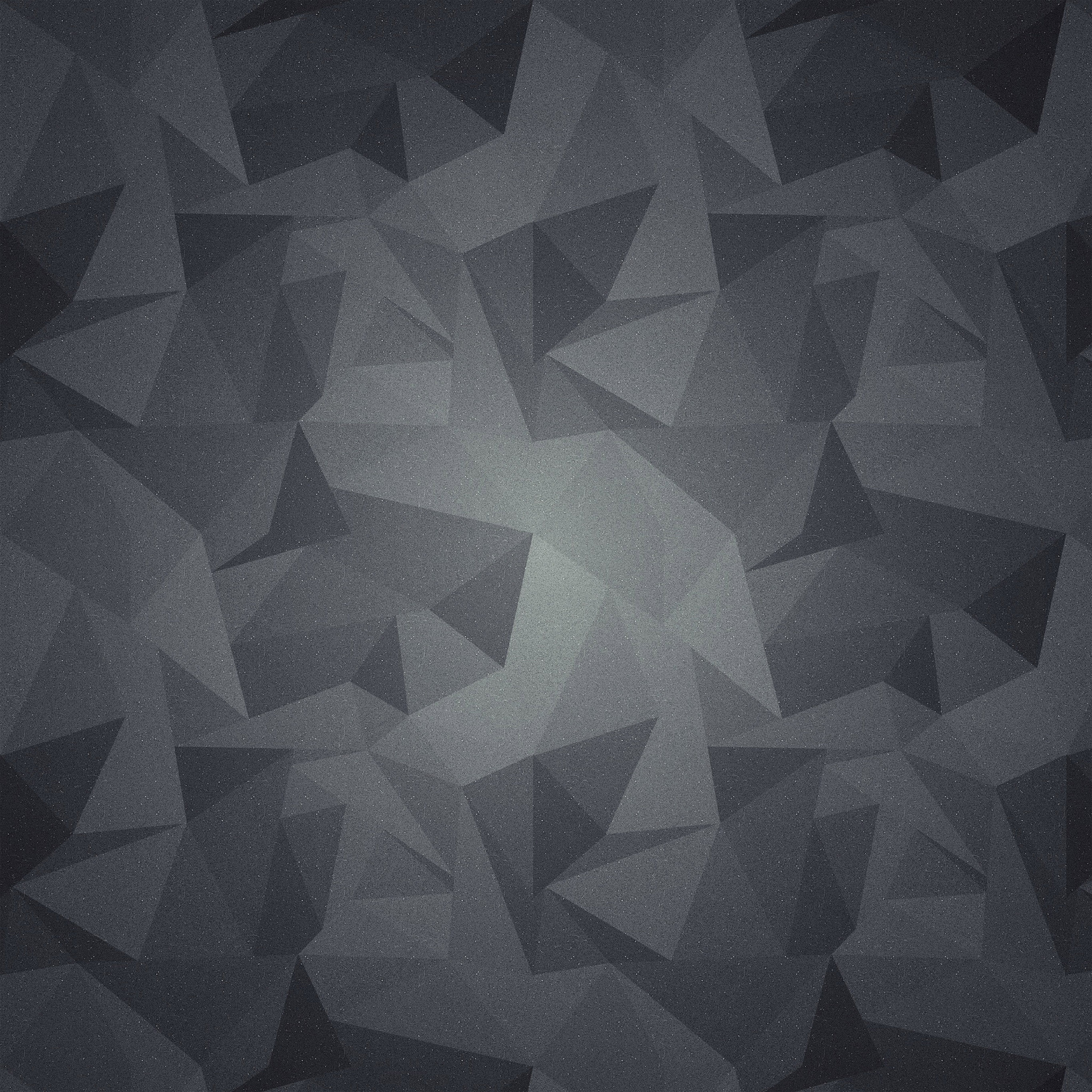 Androidpapersco Android Wallpaper Vt28 Abstract Polygon Dark Bw