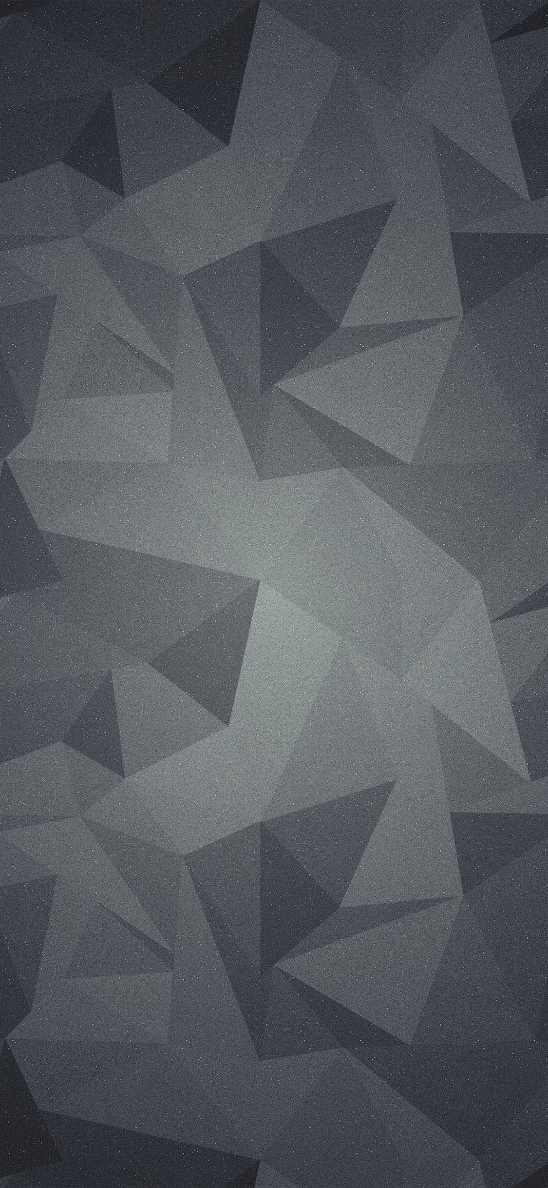 iPhoneXpapers.com-Apple-iPhone-wallpaper-vt28-abstract-polygon-dark-bw-pattern