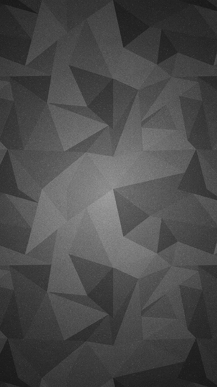 iPhone7papers.com-Apple-iPhone7-iphone7plus-wallpaper-vt30-abstract-polygon-bw-pattern-gray