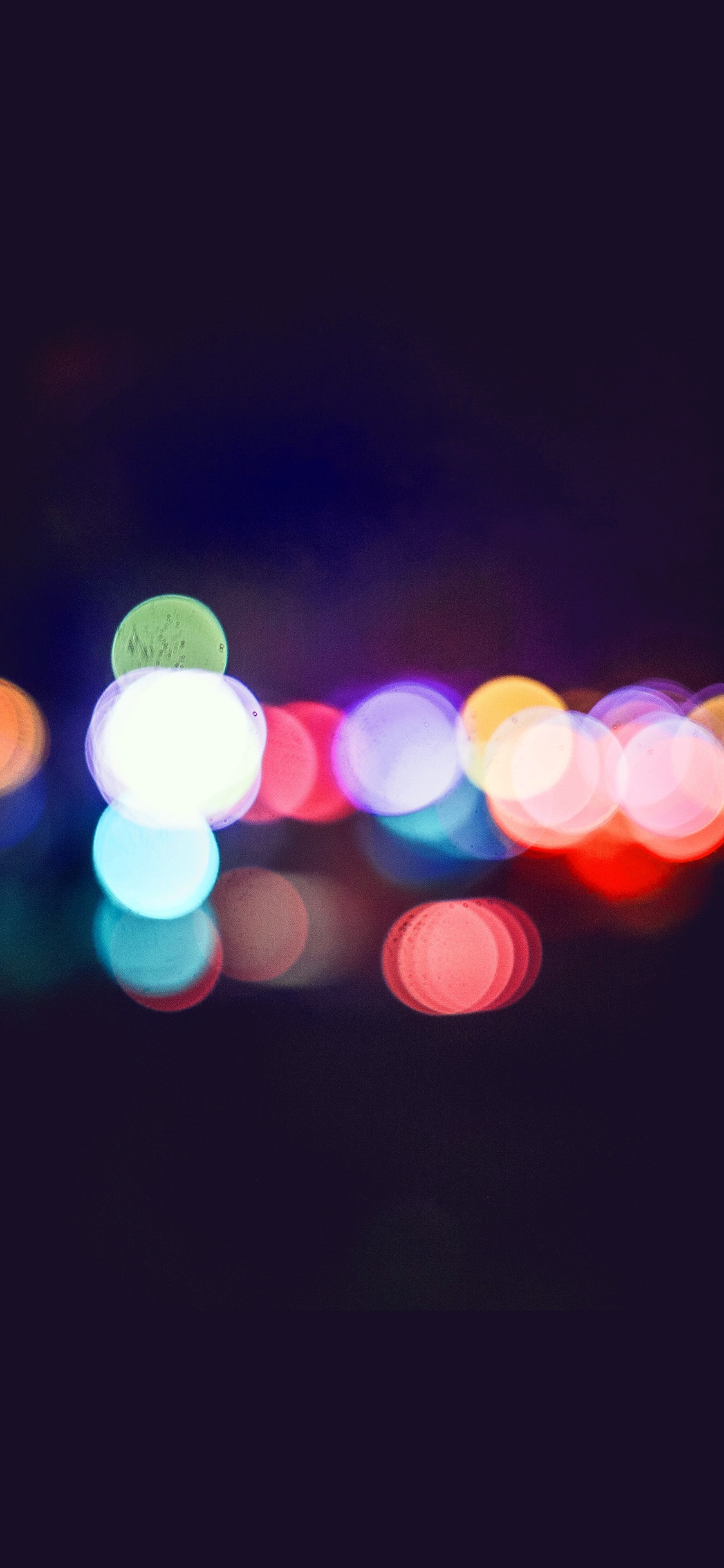 iPhonexpapers.com-Apple-iPhone-wallpaper-vt67-bokeh-art-light-dark-pattern-color-street