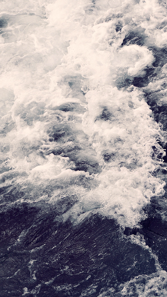 freeios8.com-iphone-4-5-6-plus-ipad-ios8-vt71-water-sea-texture-wave-nature-pattern