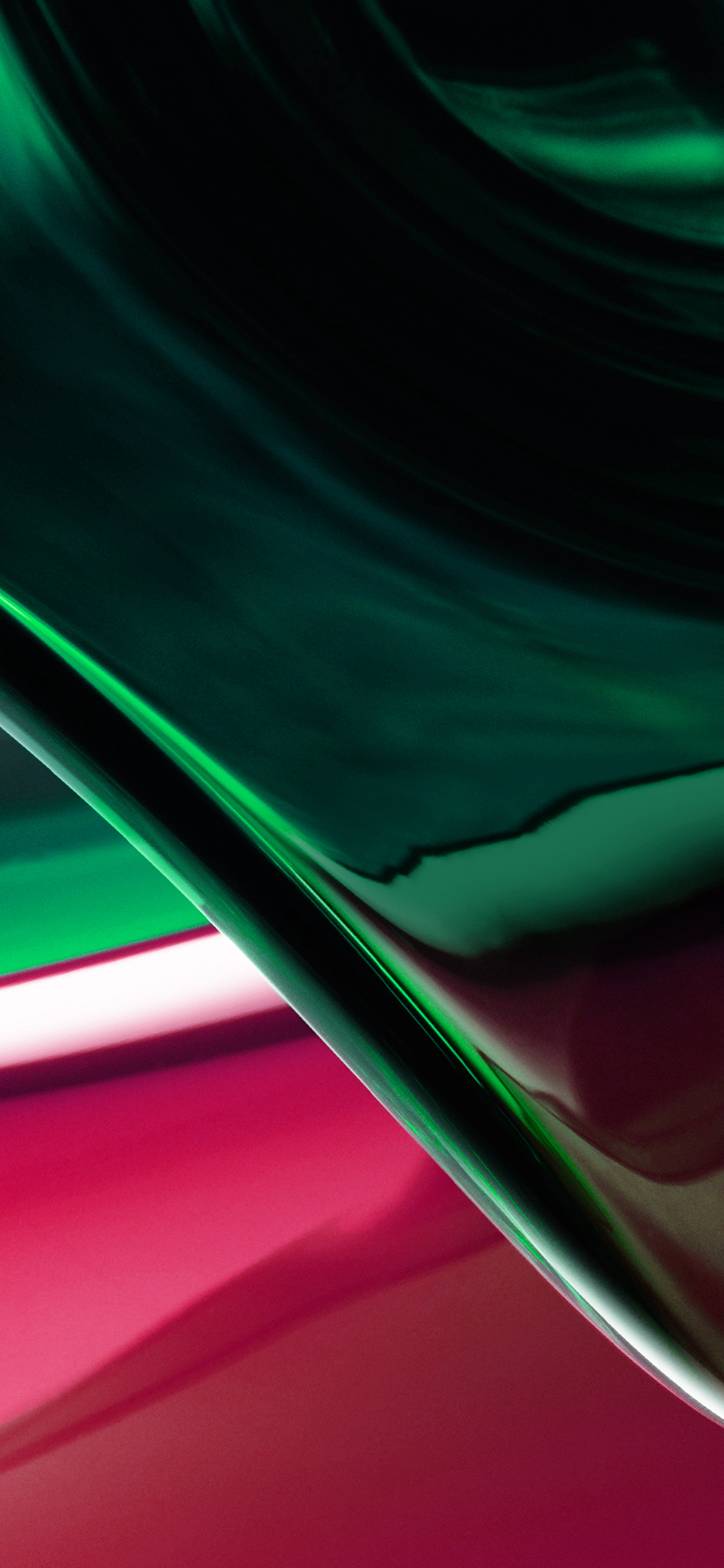 iPhonexpapers.com-Apple-iPhone-wallpaper-vt87-water-curve-art-pattern-green-red