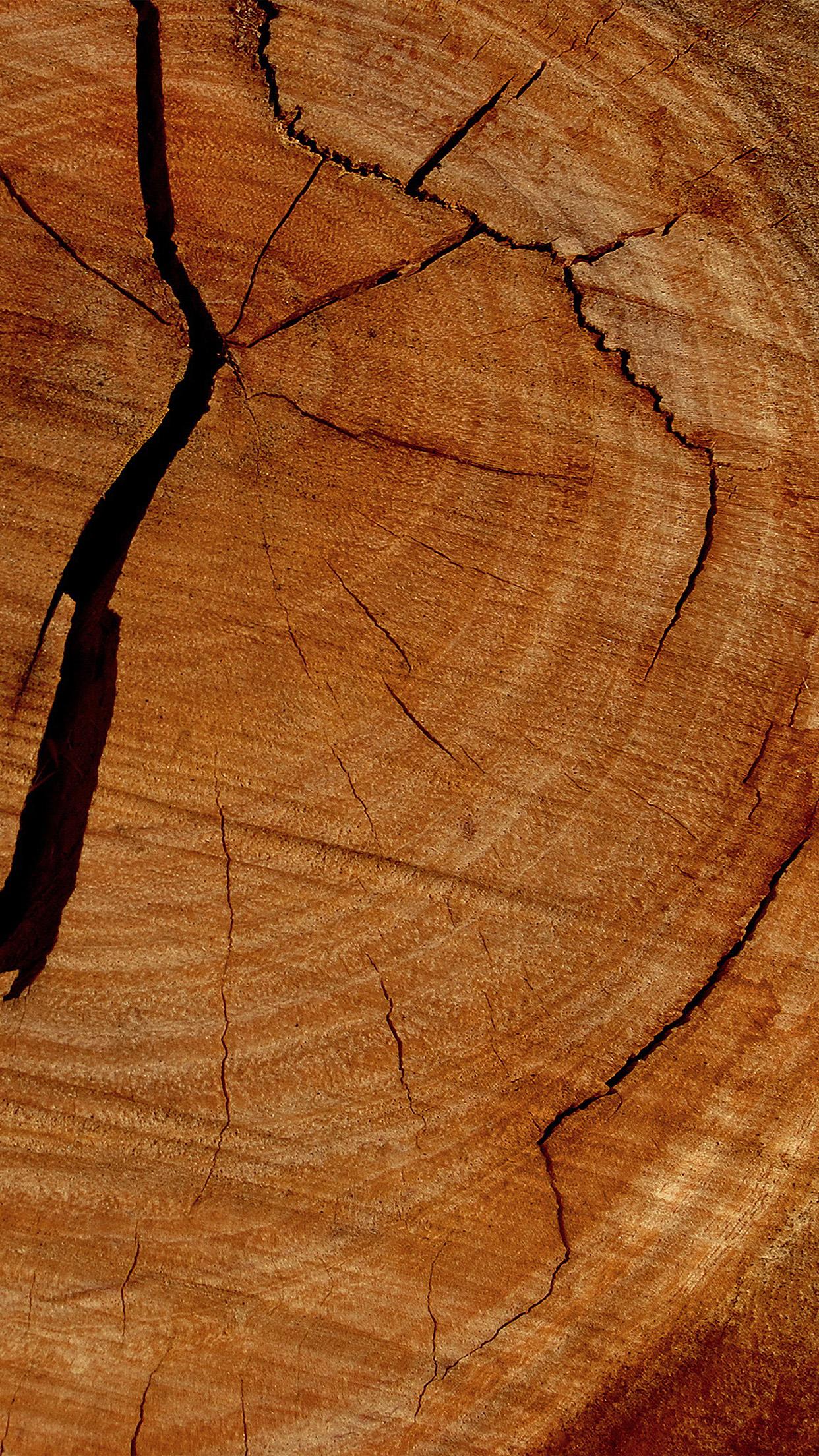Vu06 Wood Texture Pattern Brown Wallpaper